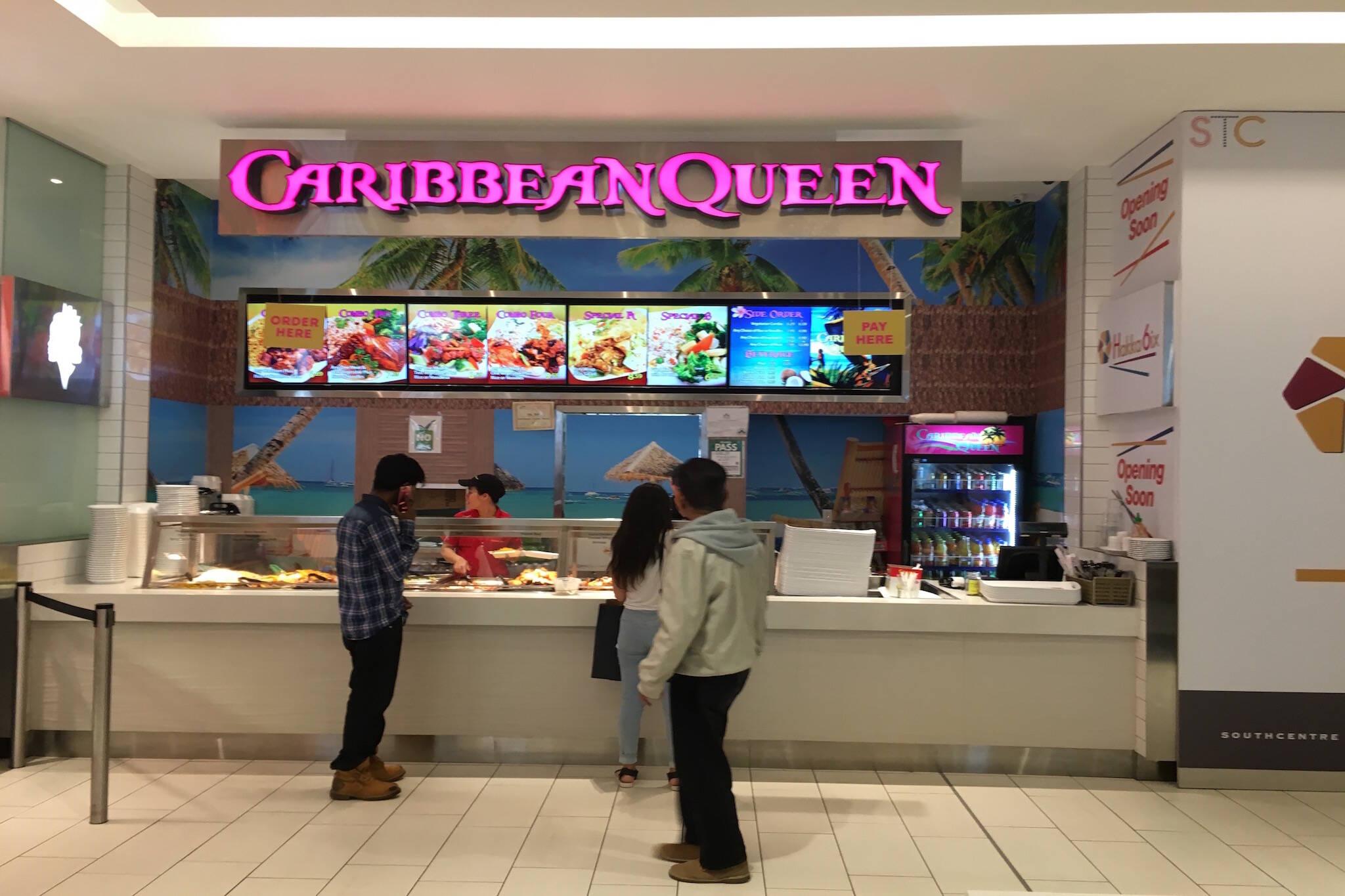 Caribbean Queen Scarborough