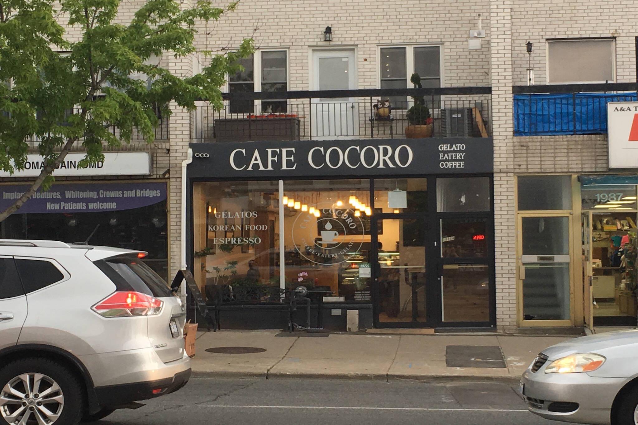 Cafe Cocoro Toronto