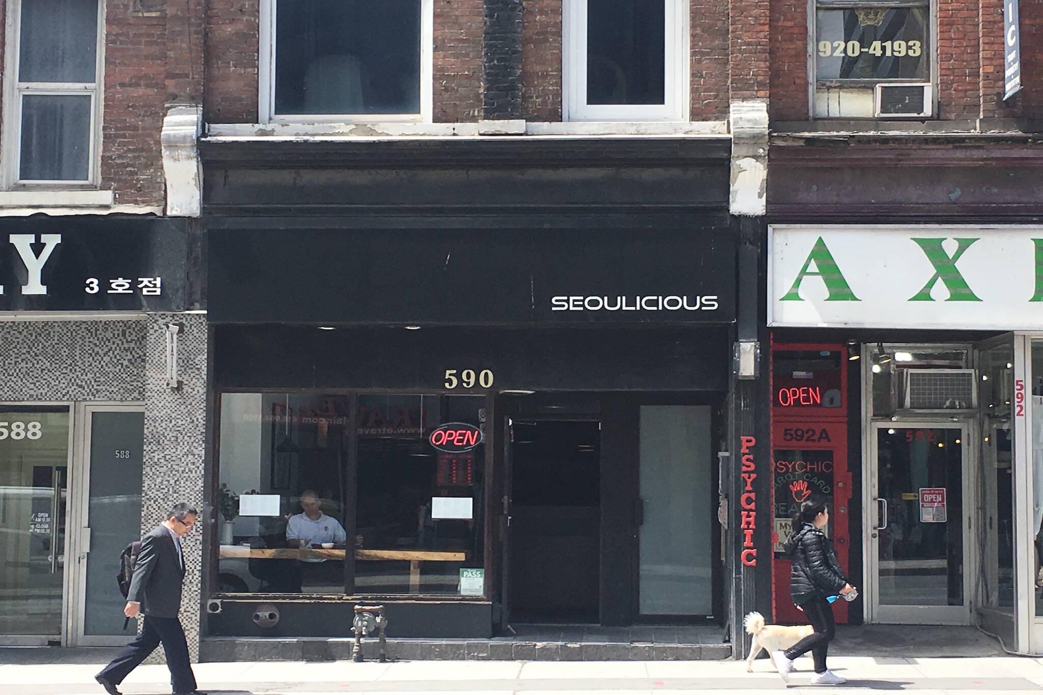 Seoulicious Toronto
