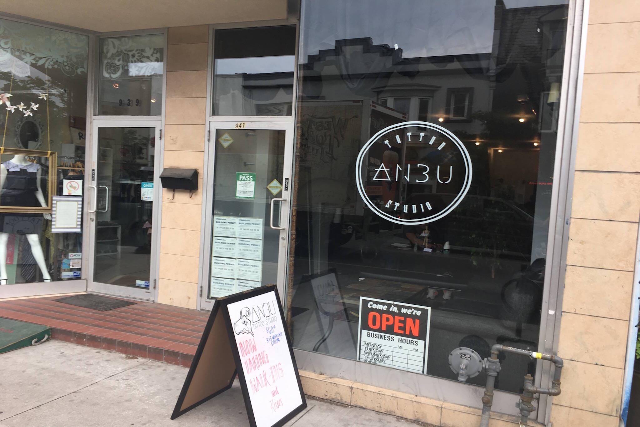 Anbu Tattoo Toronto