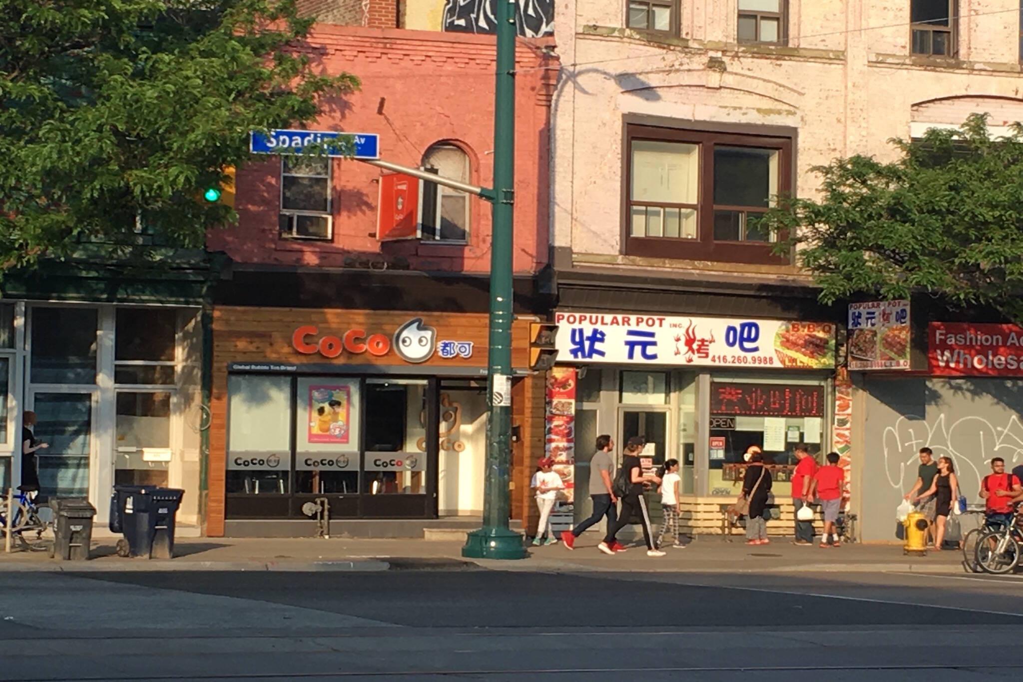 Coco Tea Toronto