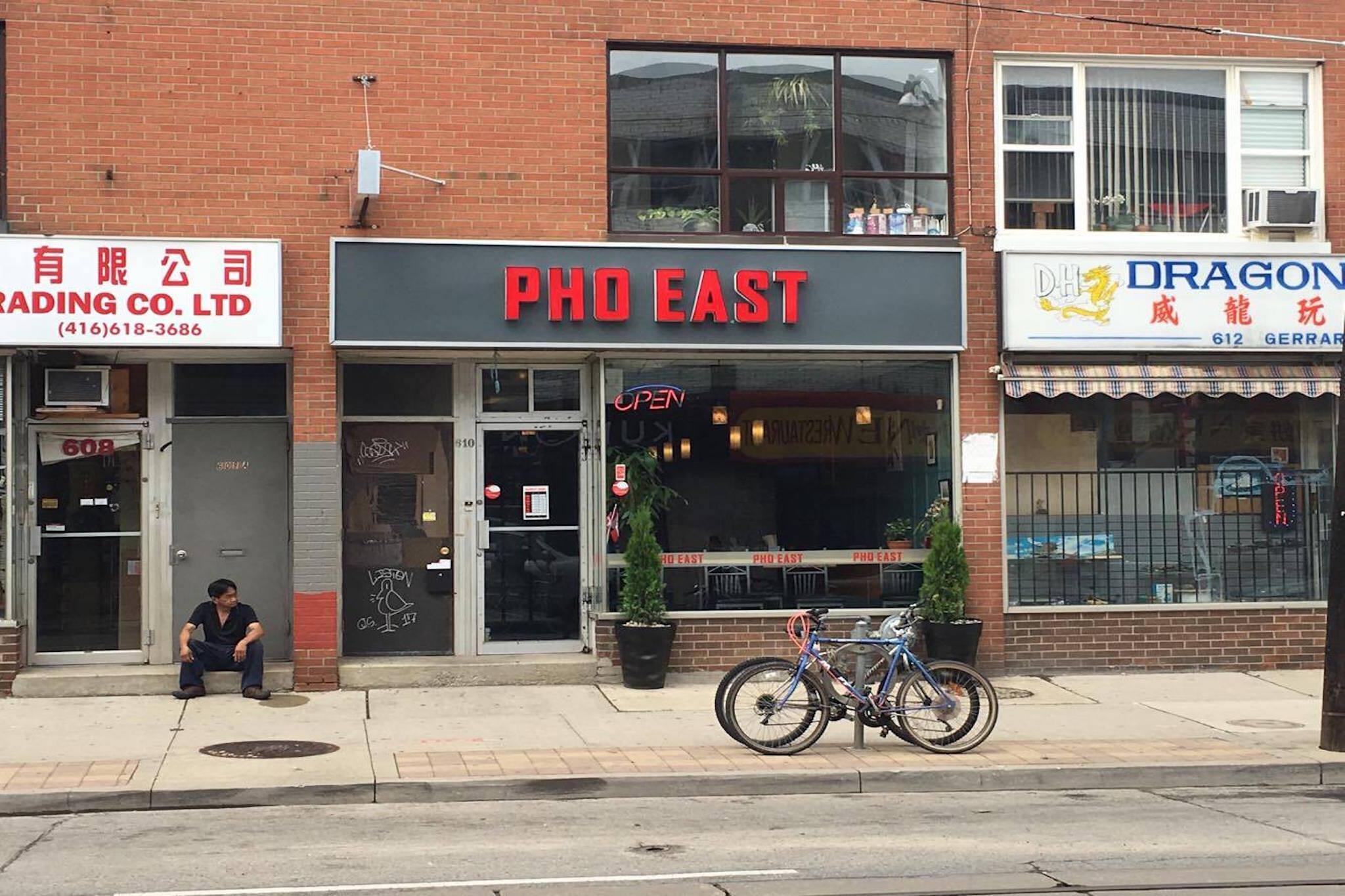 Pho East Toronto