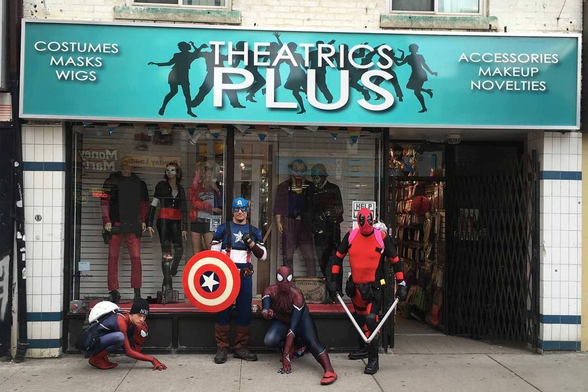 Theatrics Plus Costume