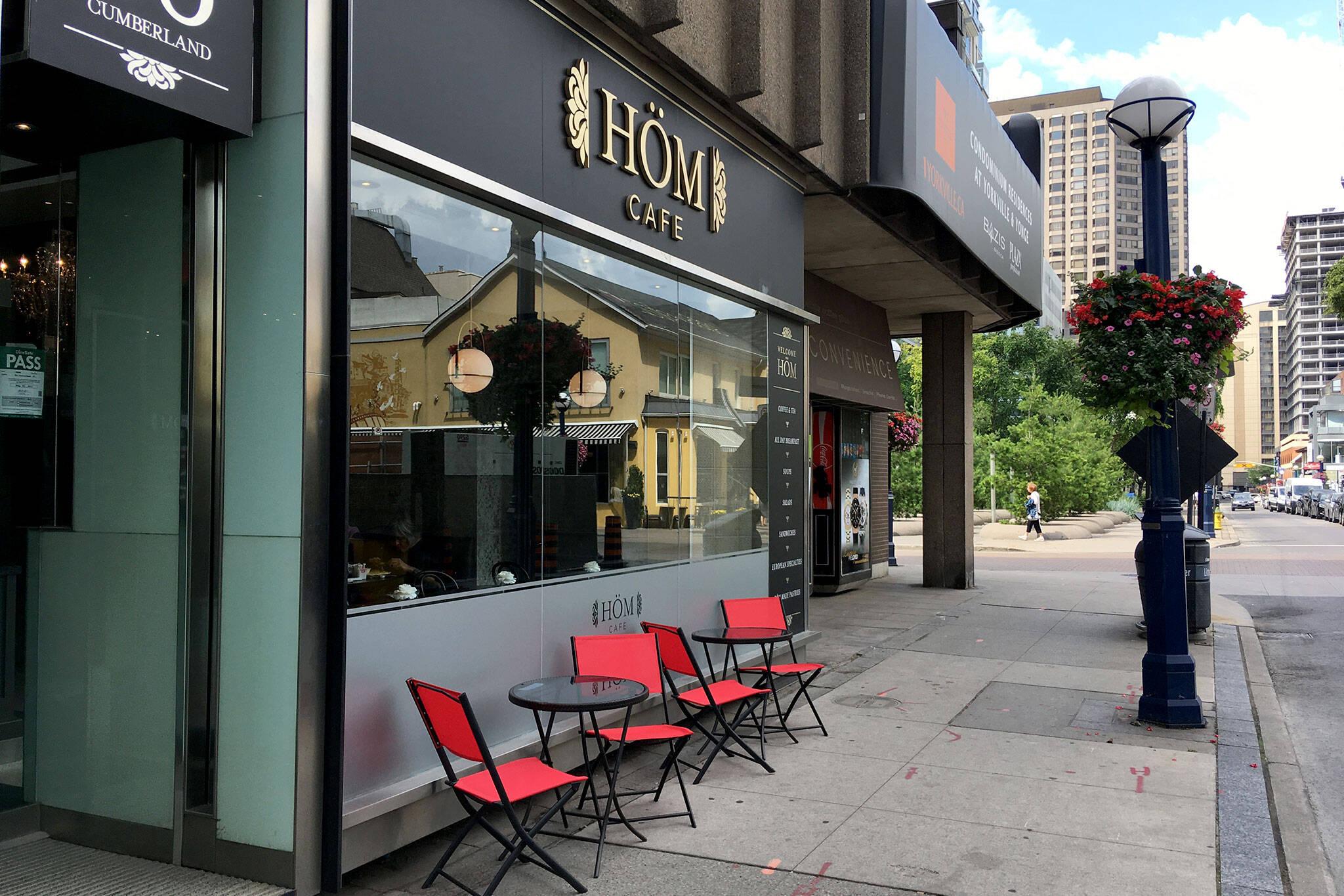 Hom Cafe Toronto