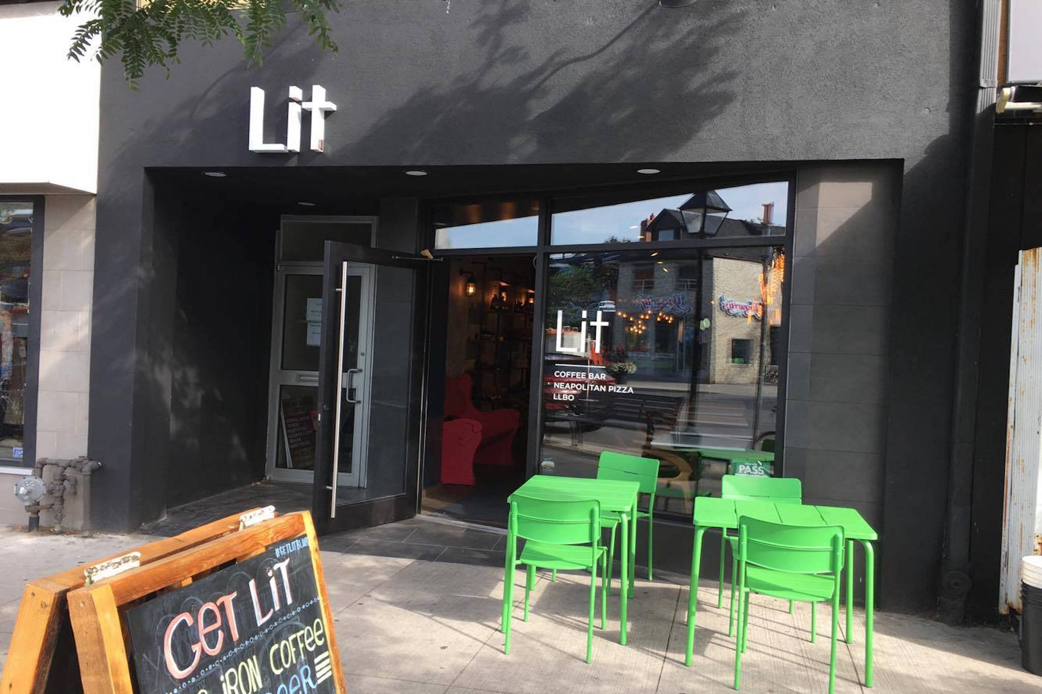 Lit Espresso Toronto