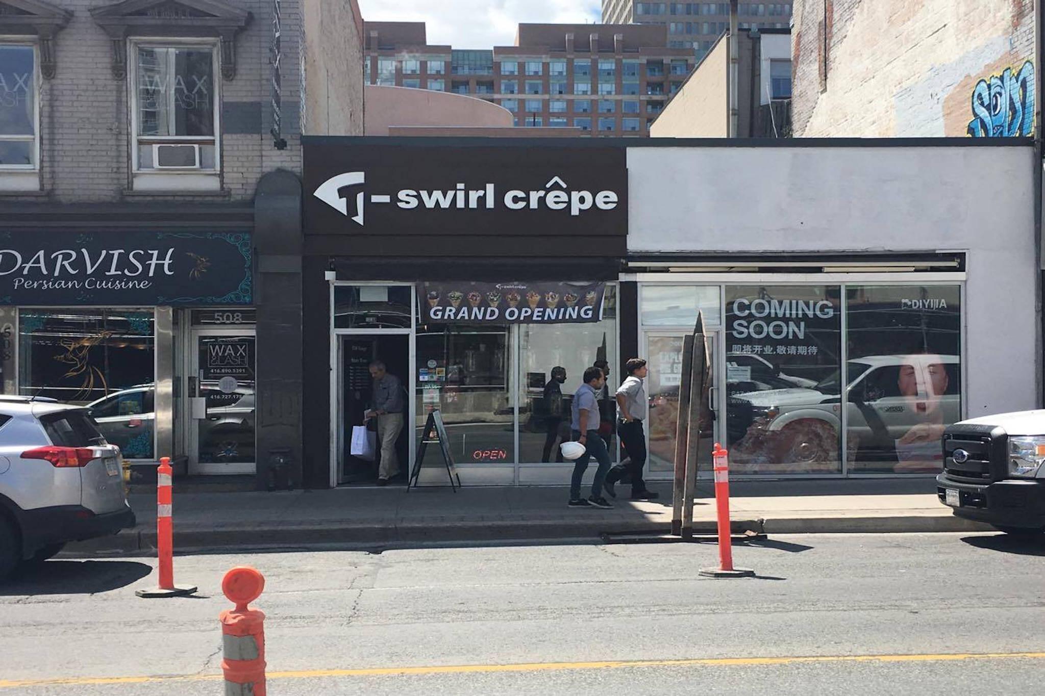 T Swirl Toronto