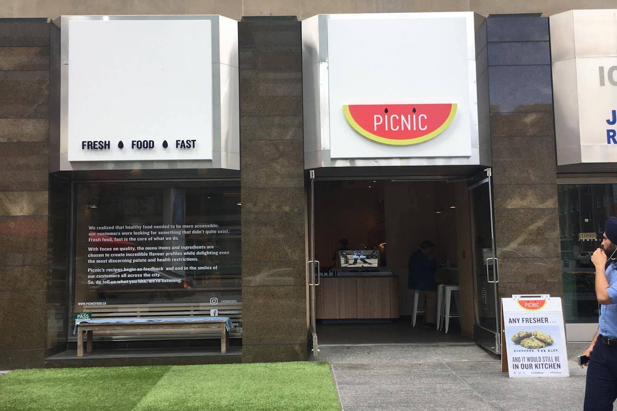 Picnic Food Toronto