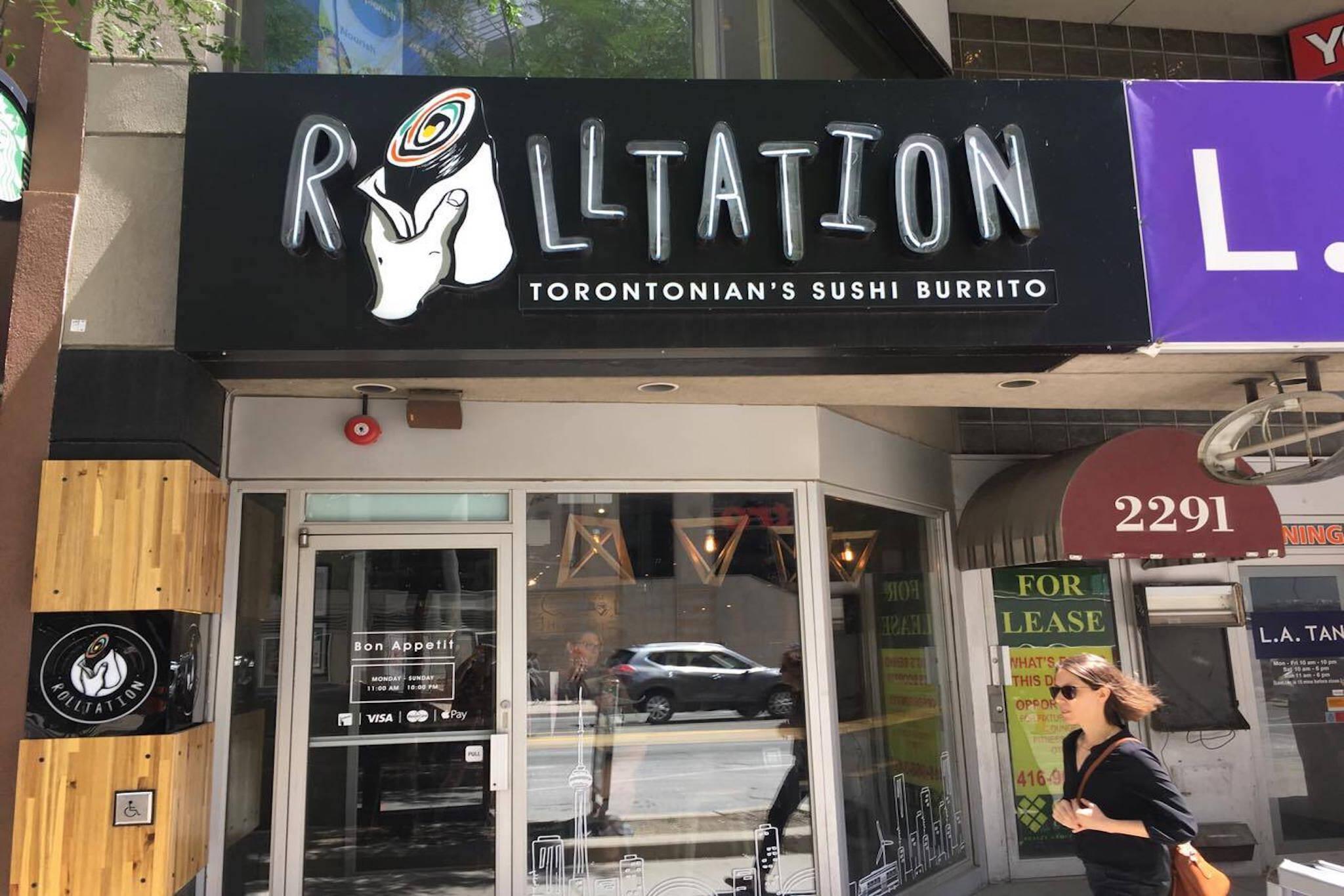 Rolltation Toronto