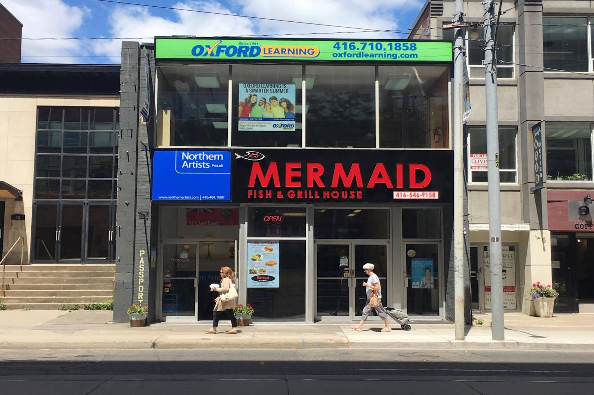 Mermaid Fish Toronto