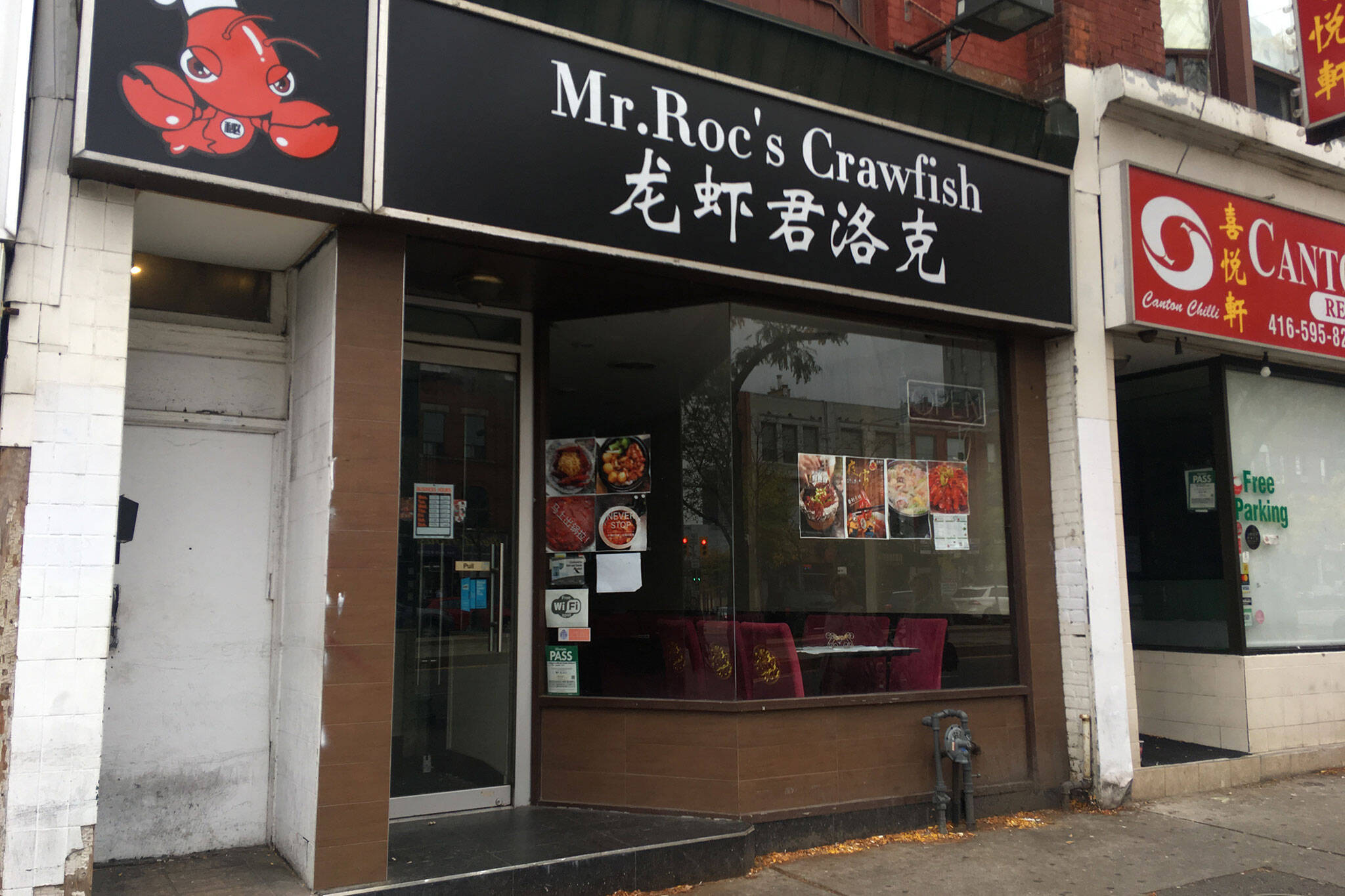 Mr Rocs Crawfish Toronto