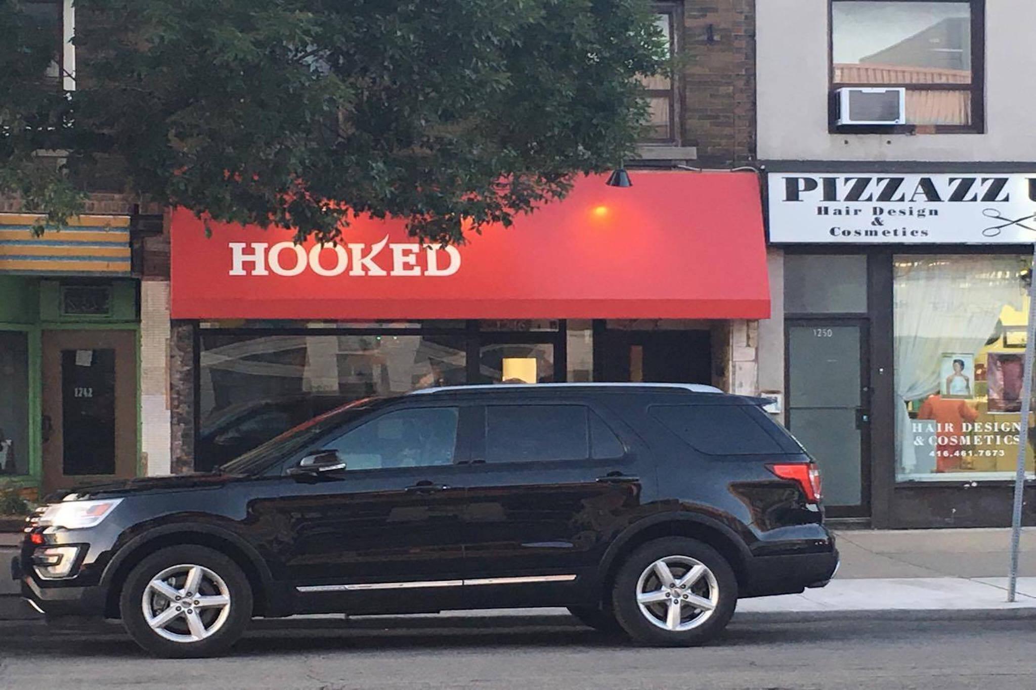 hooked Toronto