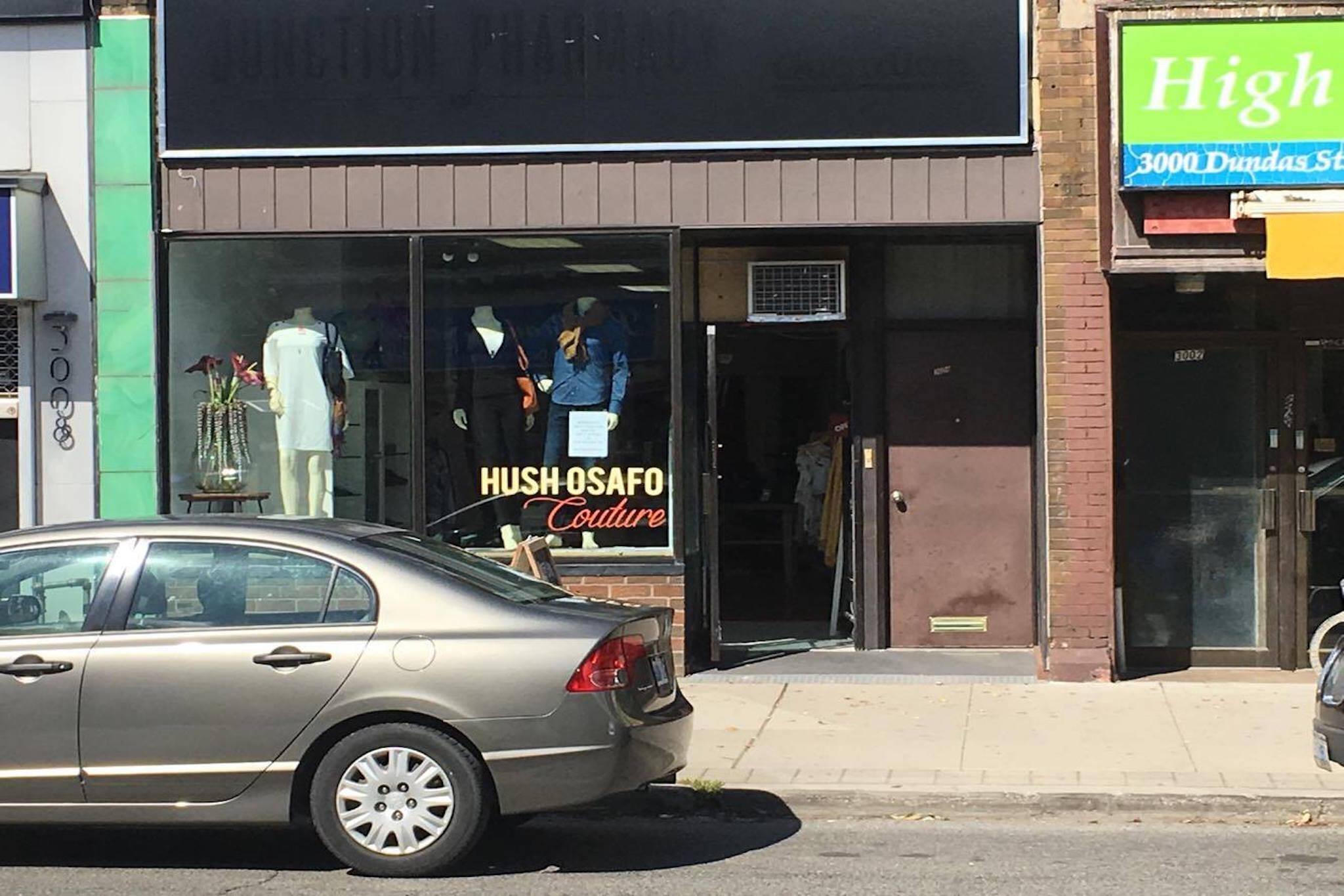 Hush Osafo Toronto