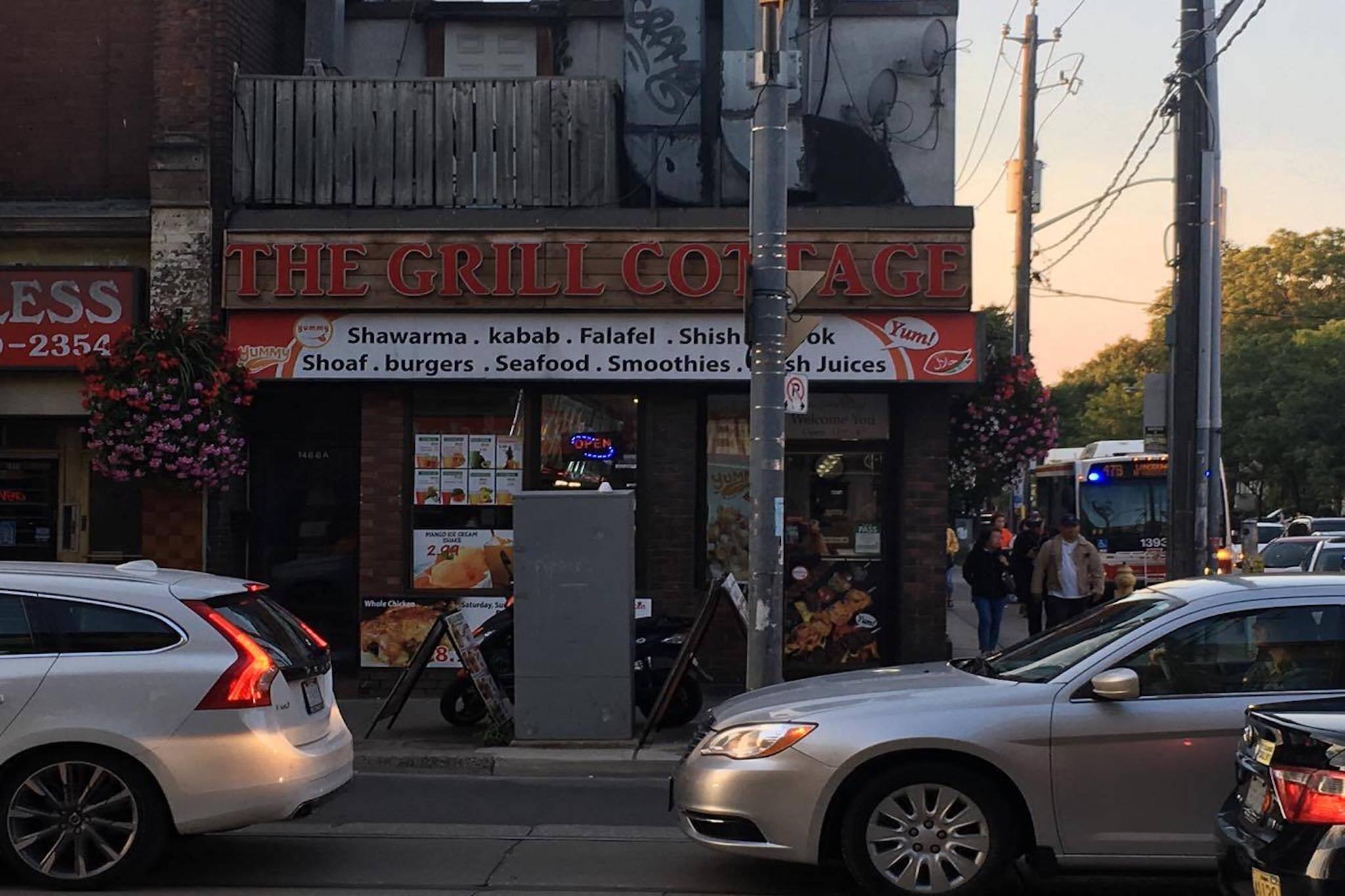 Grill cottage Toronto