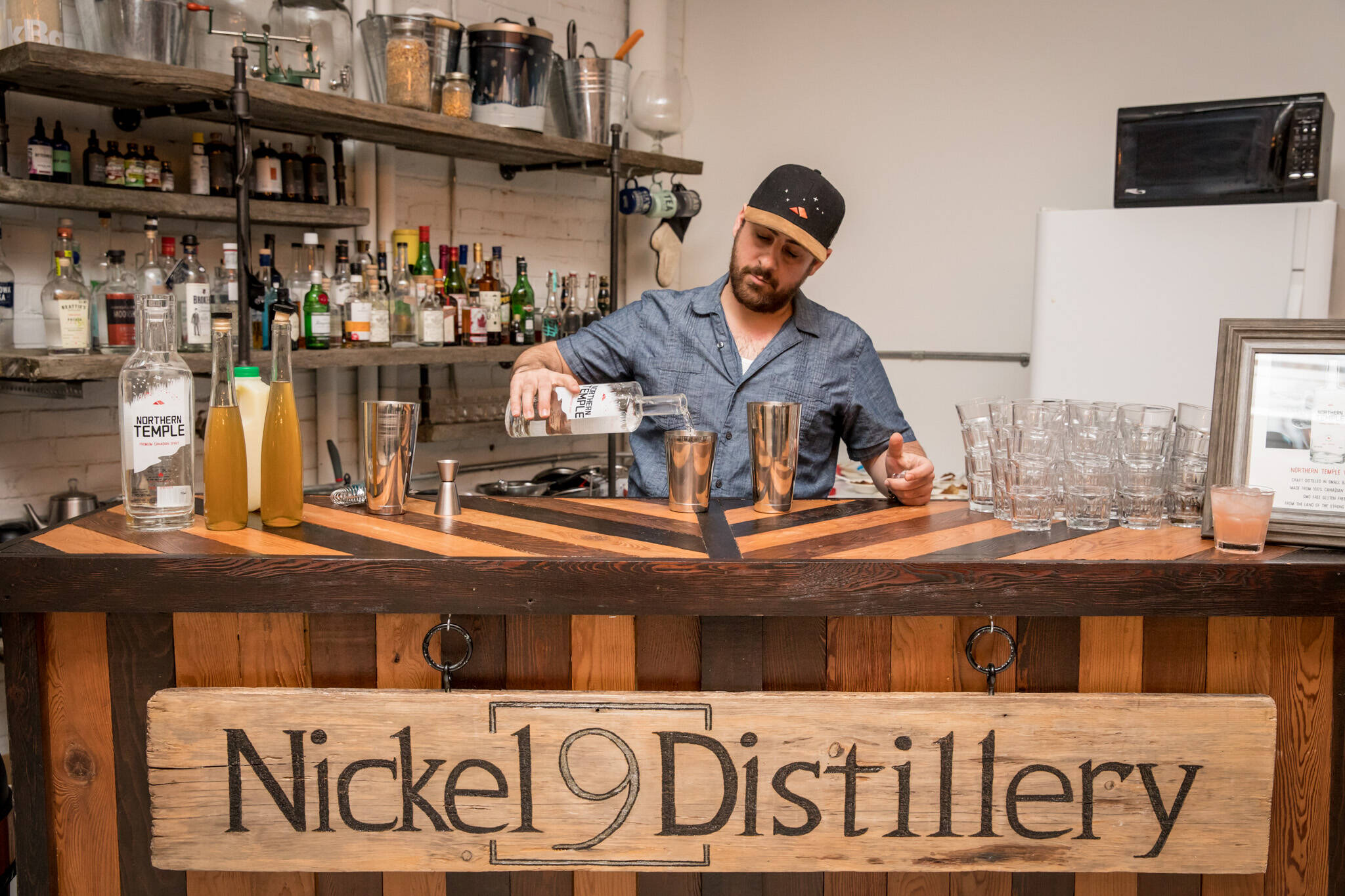 Nickel 9 Distillery
