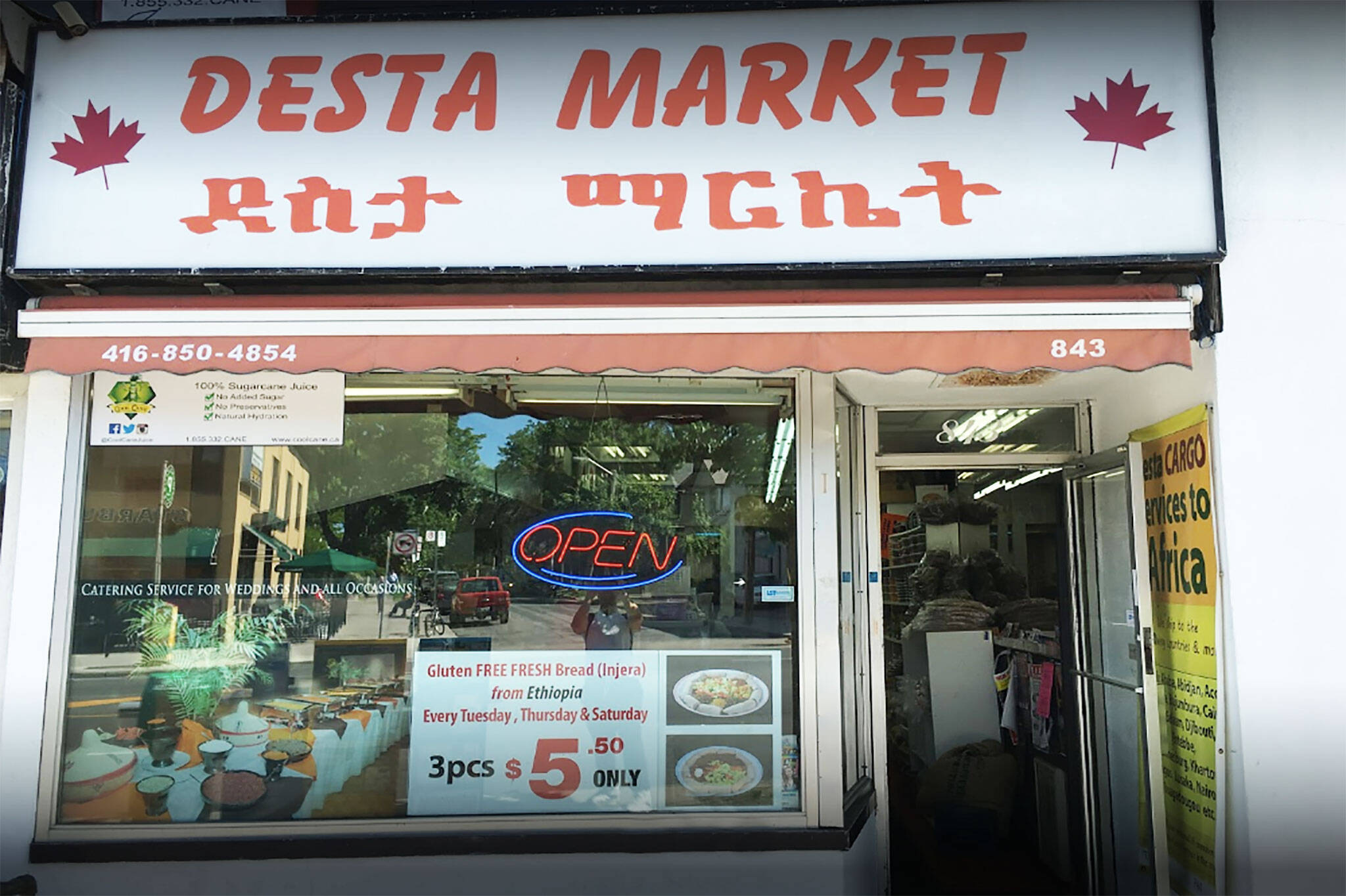 desta market toronto