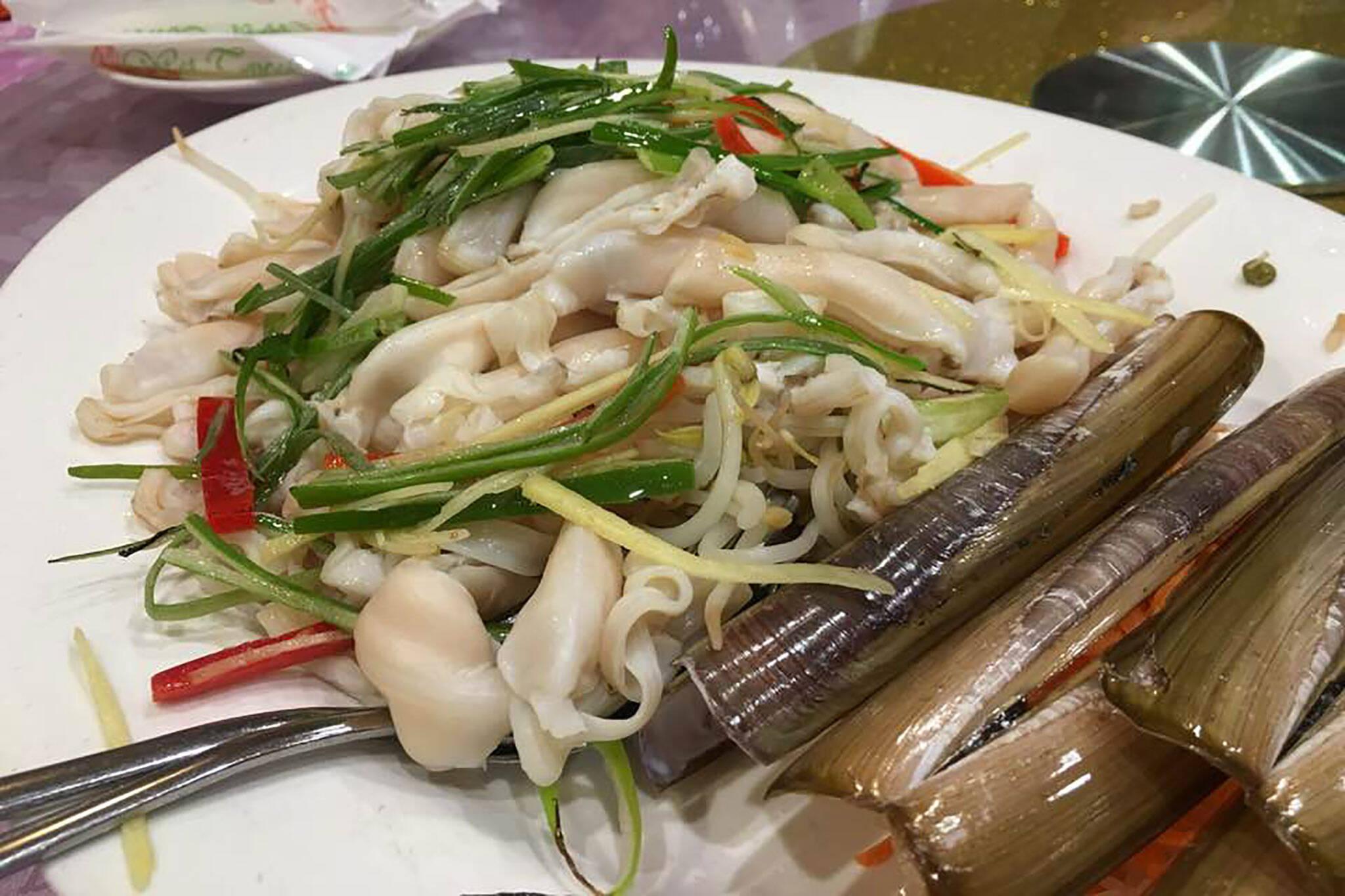 very fair chinese restaurant