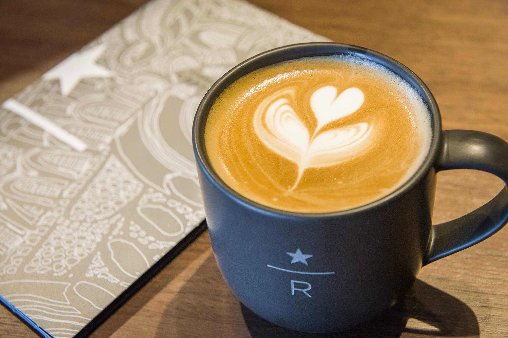 Starbucks Reserve Toronto