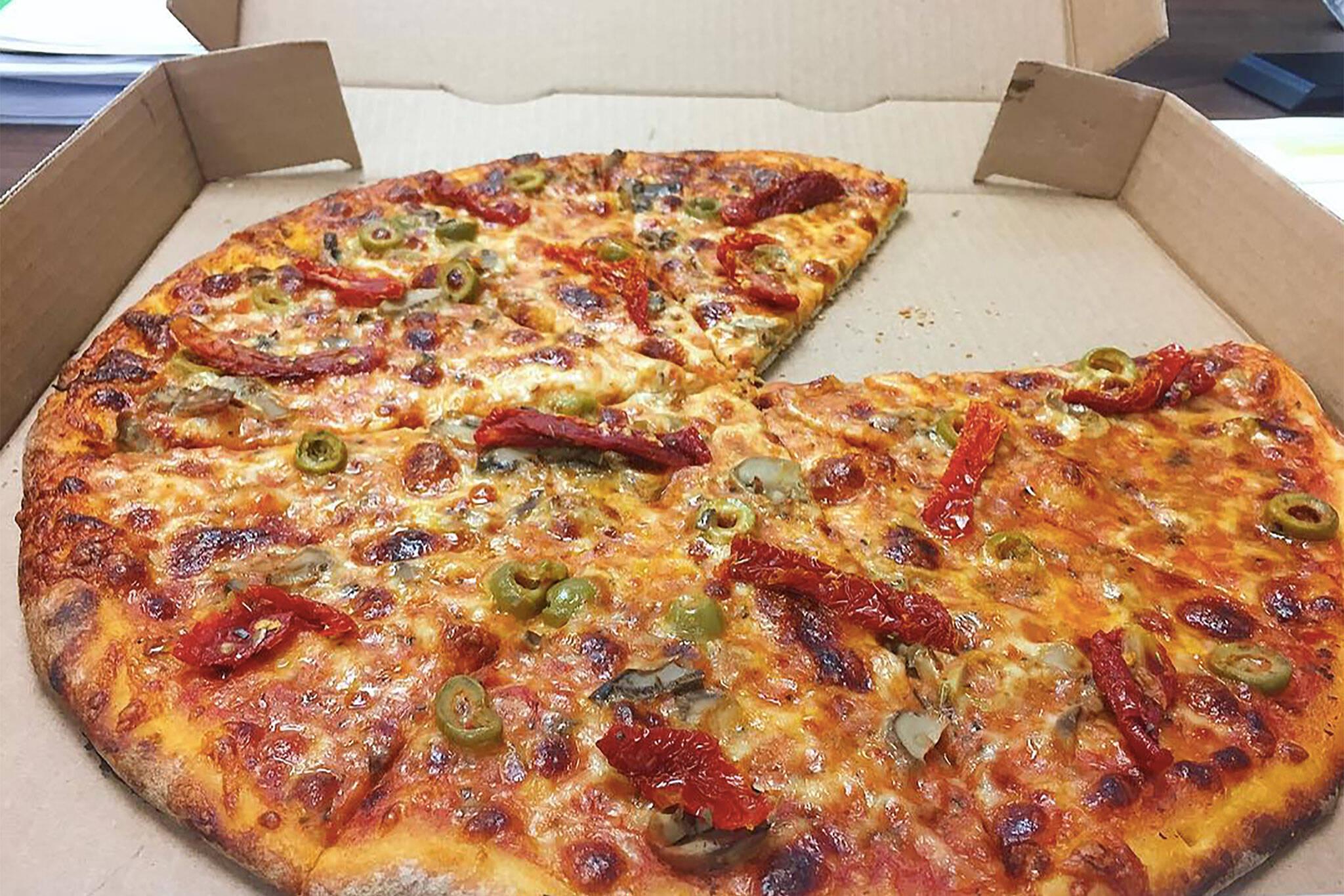 oakwood pizzeria toronto