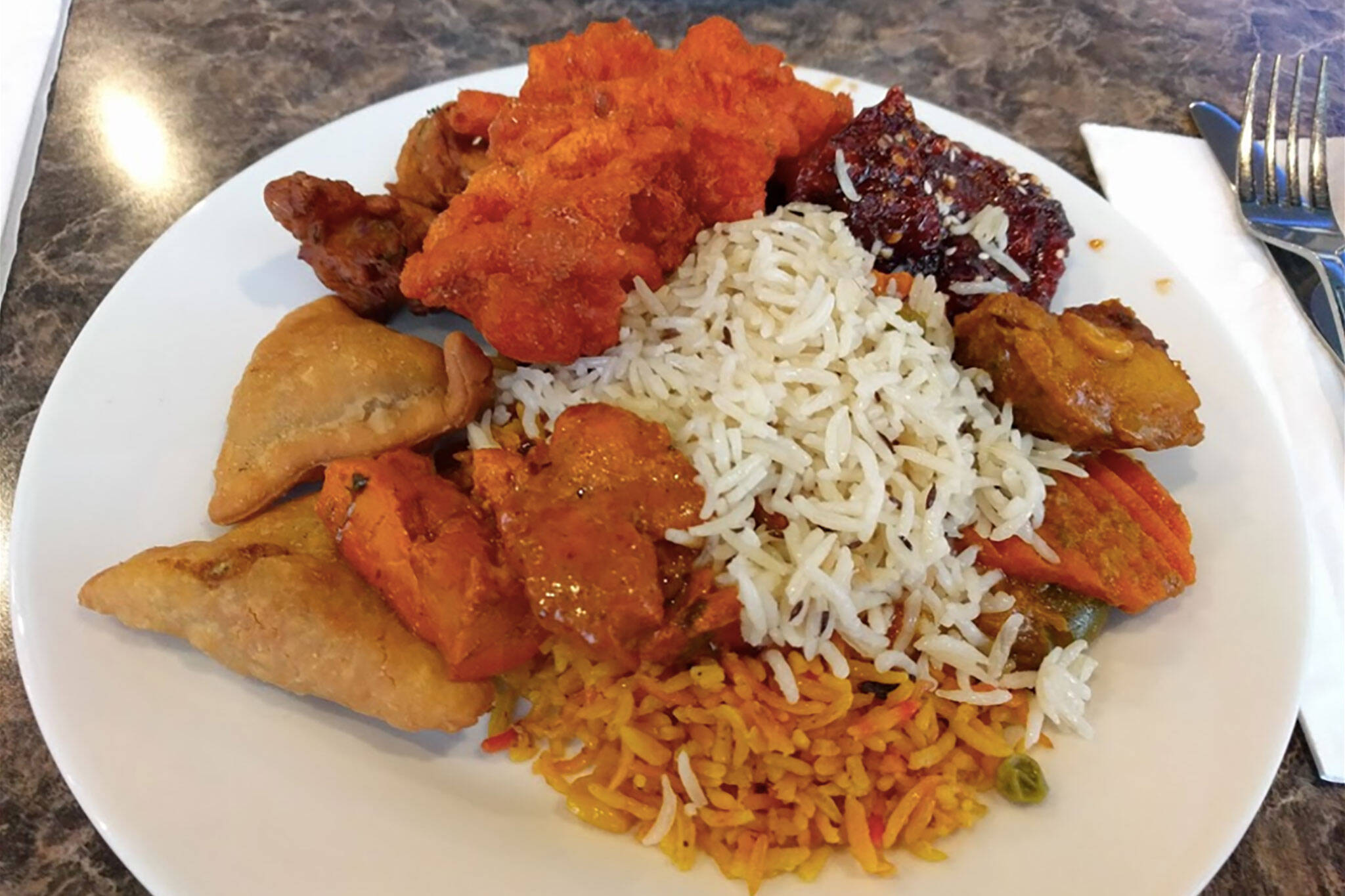 desi spice indian buffet toronto