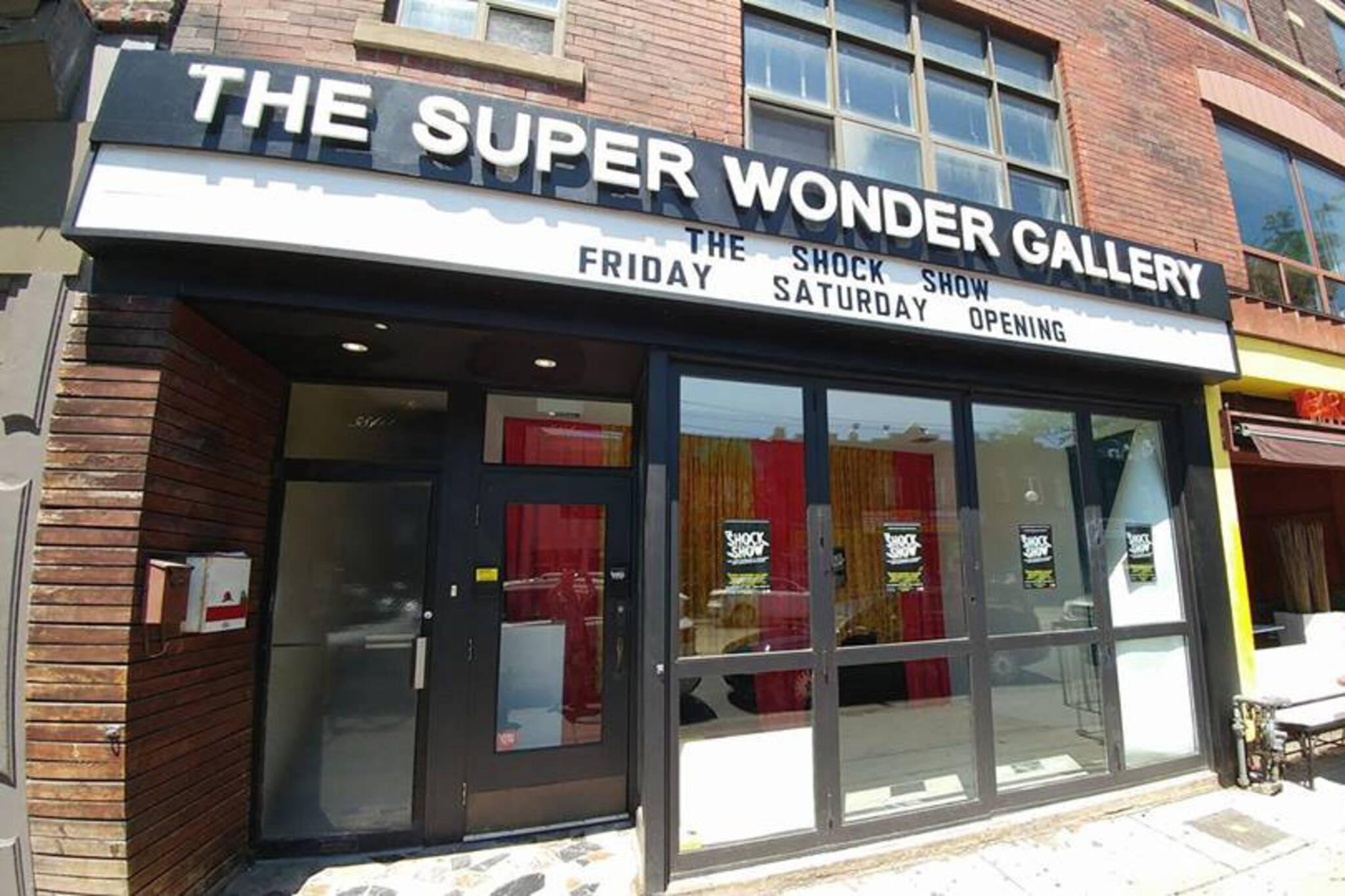Super Wonder Gallery
