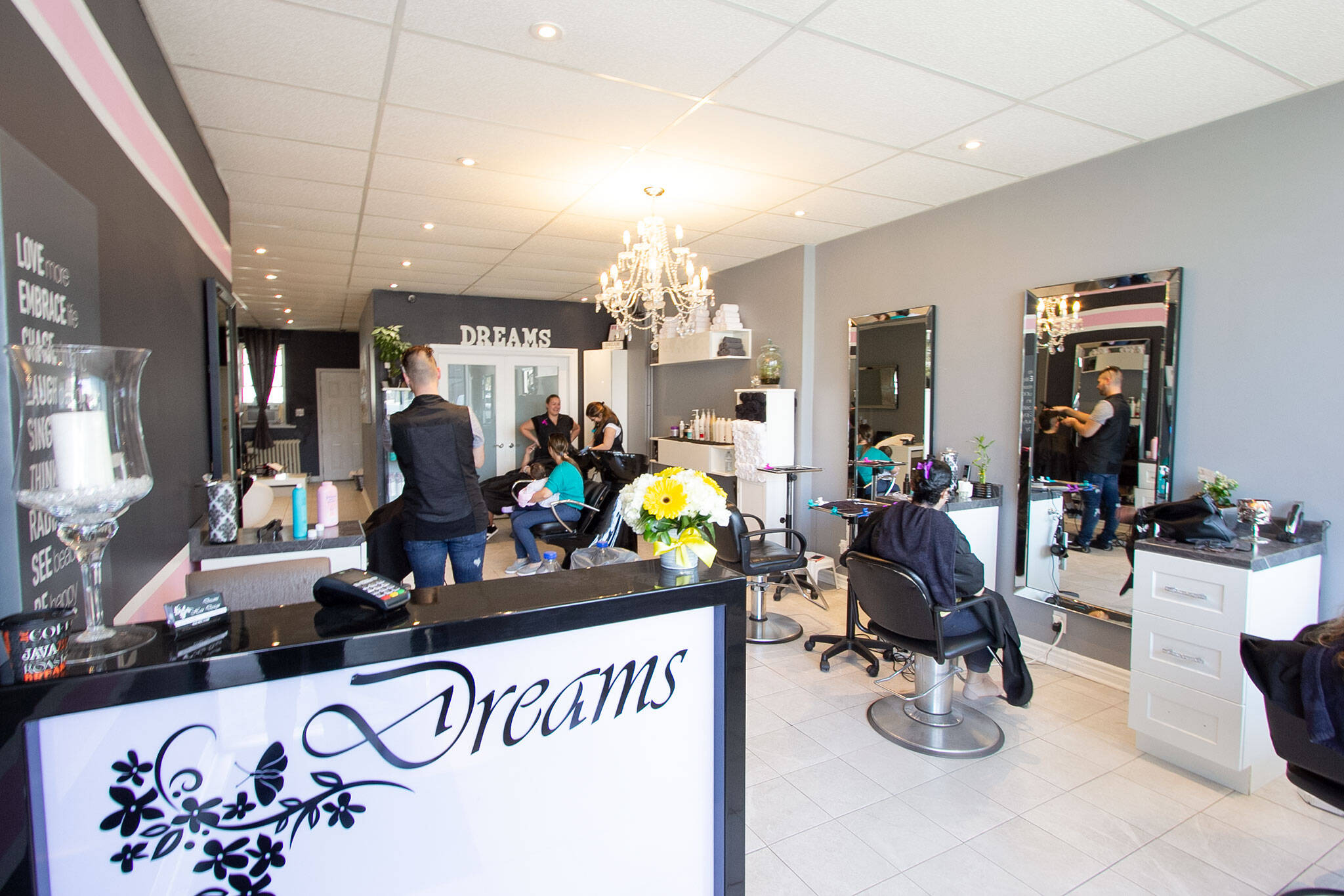 dreams hair salon toronto