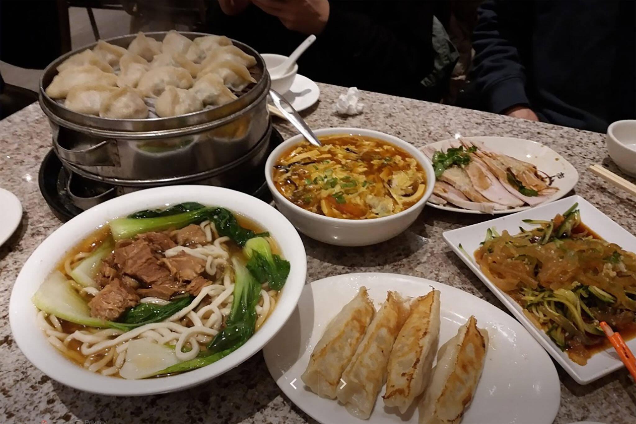 chinese dumpling house markham
