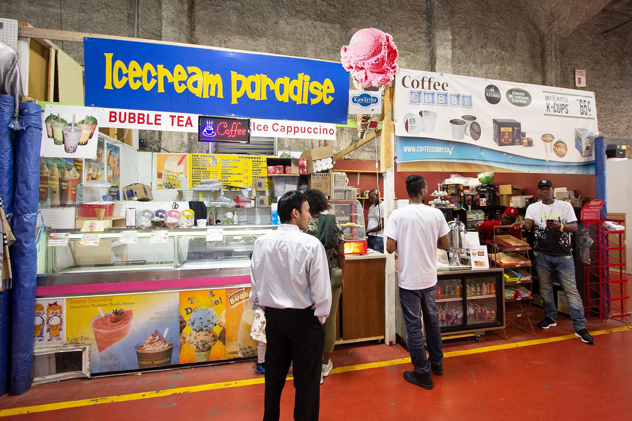 ice cream paradise toronto