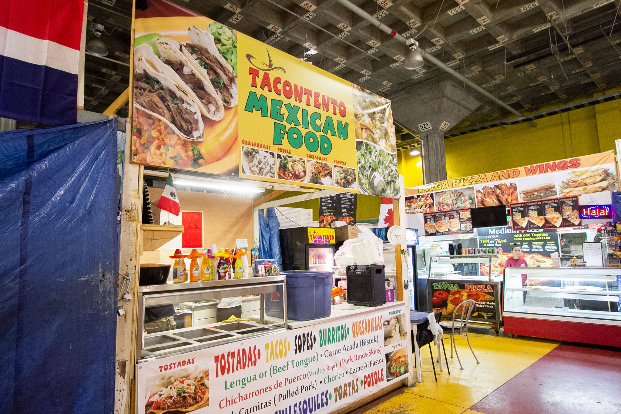 tacontento mexican foods toronto