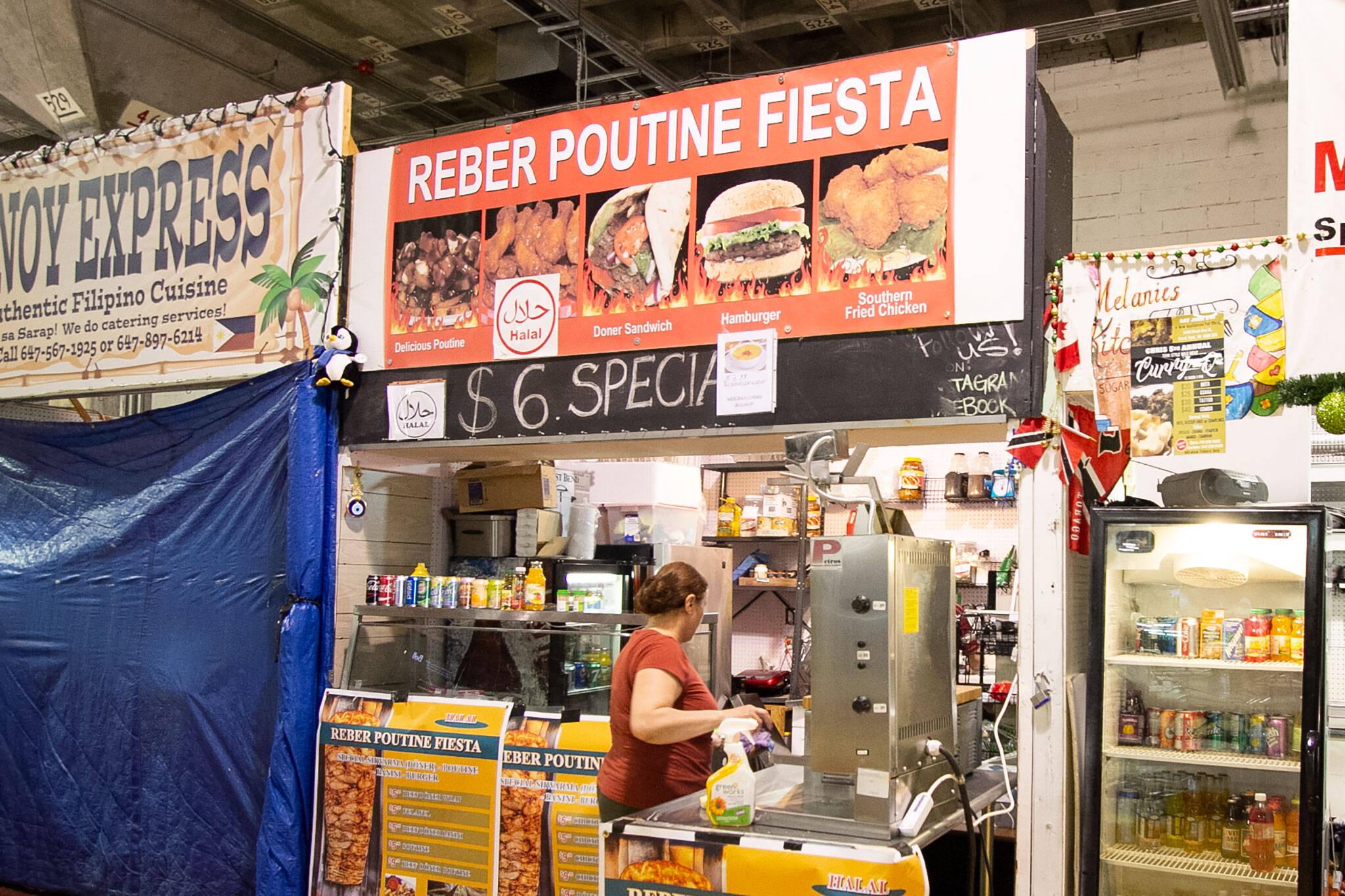 Reber Poutine Fiesta