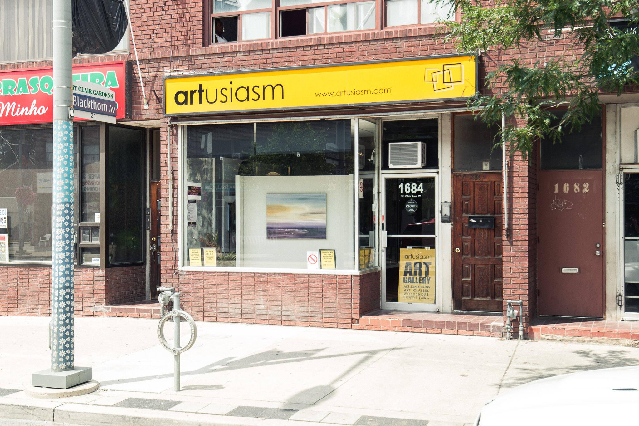Artusiasm Toronto