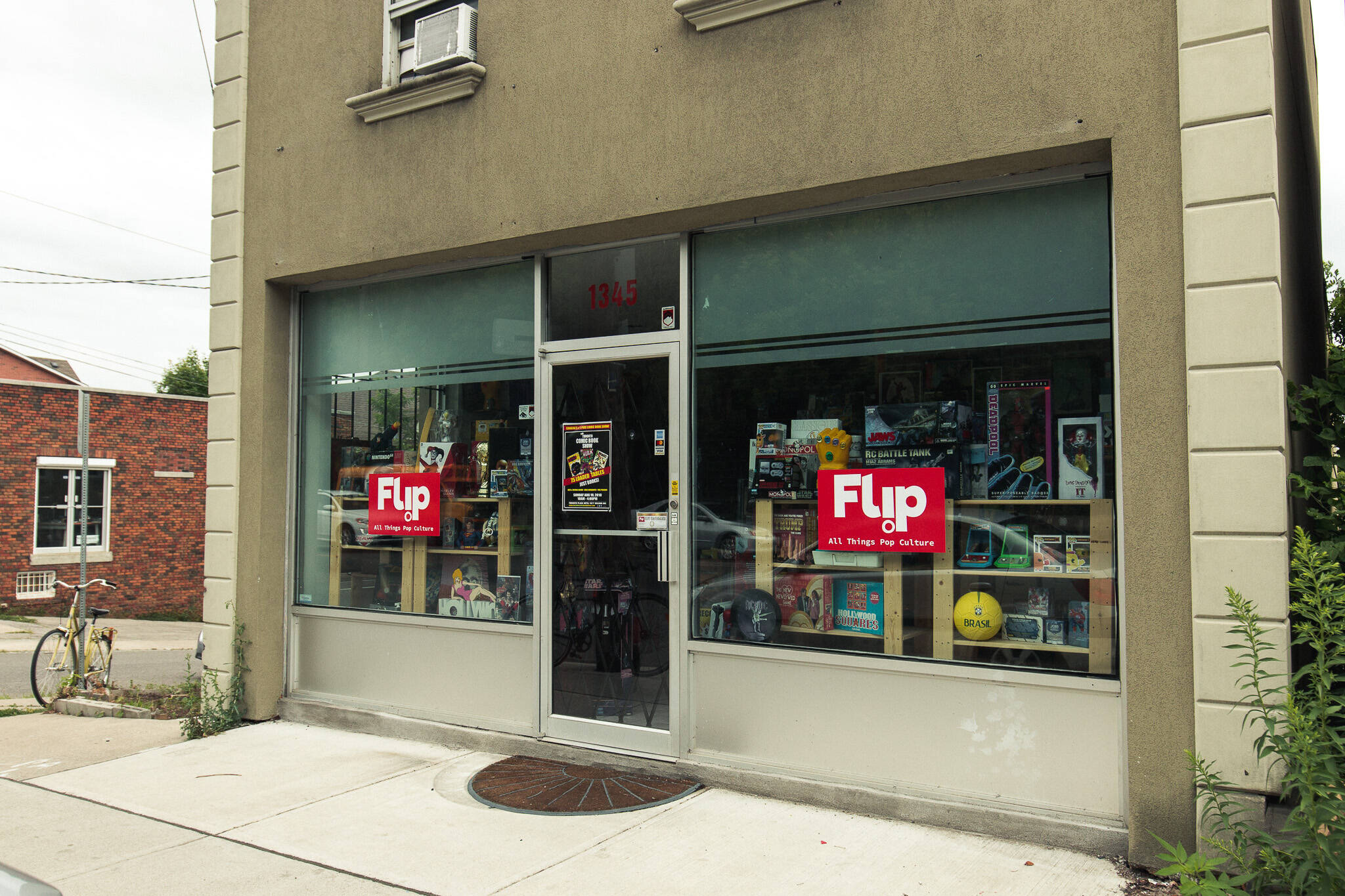 Flip Collectibles Toronto