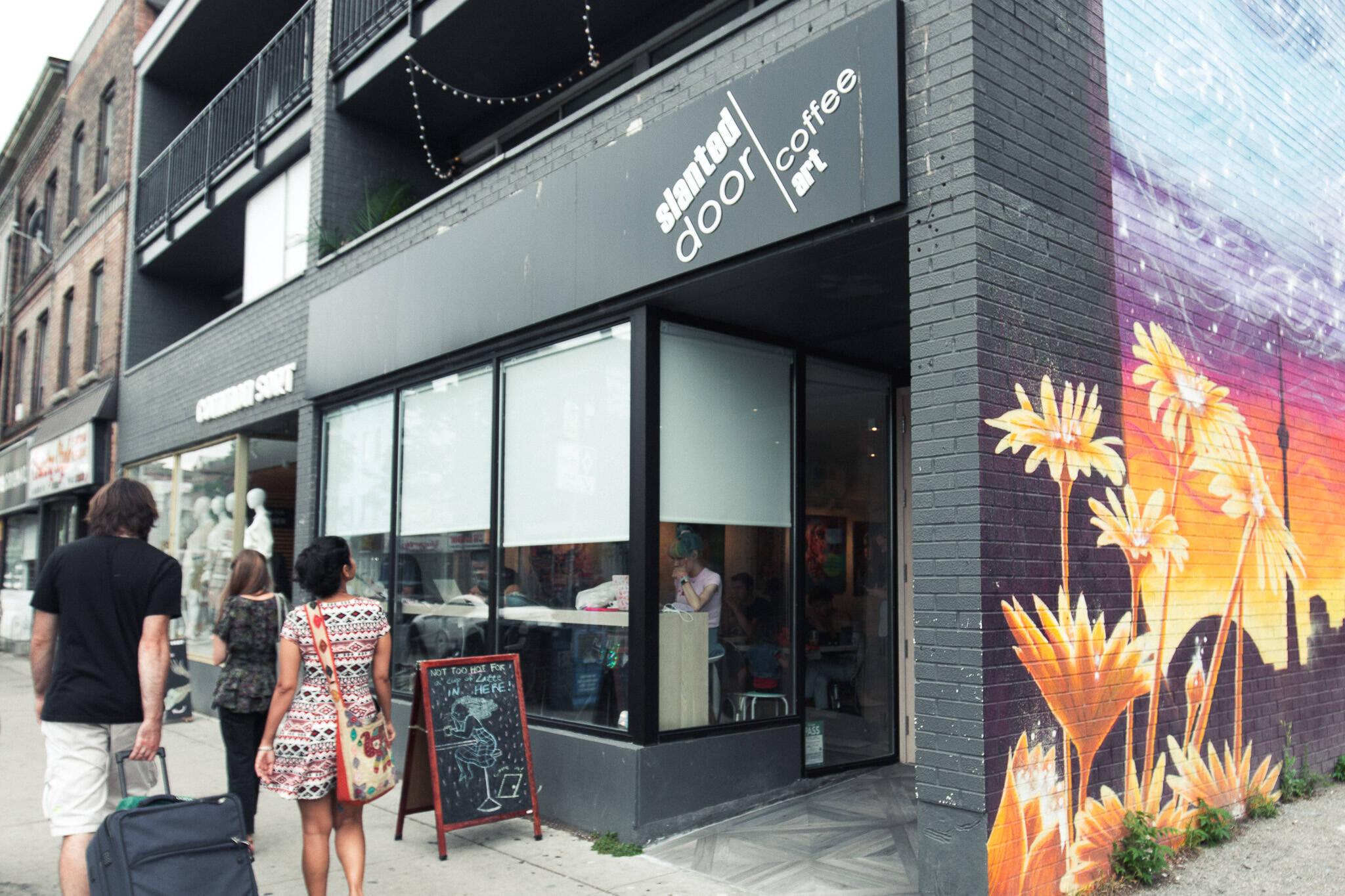 Slanted Door Toronto