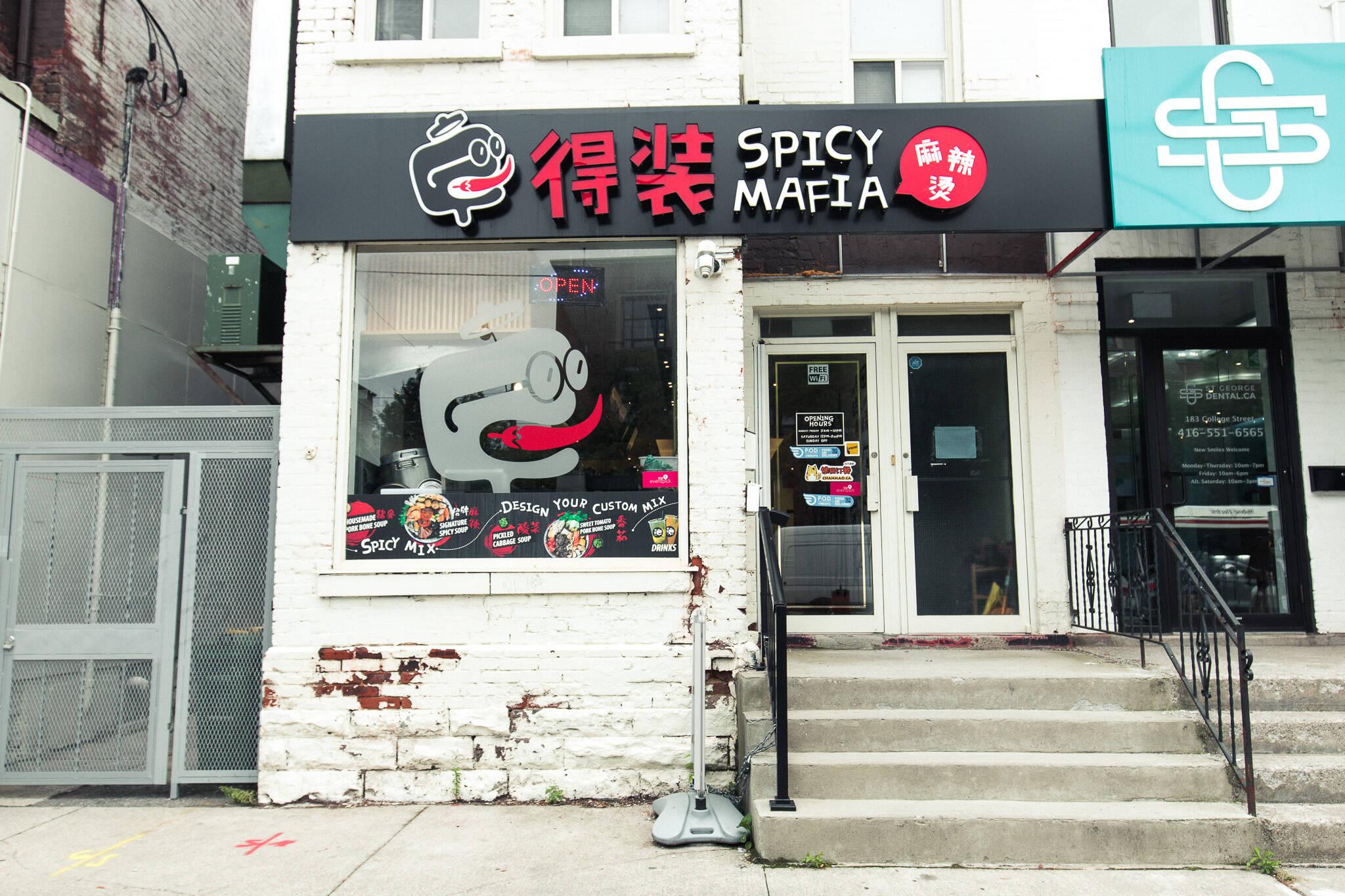 Spicy Mafia Toronto