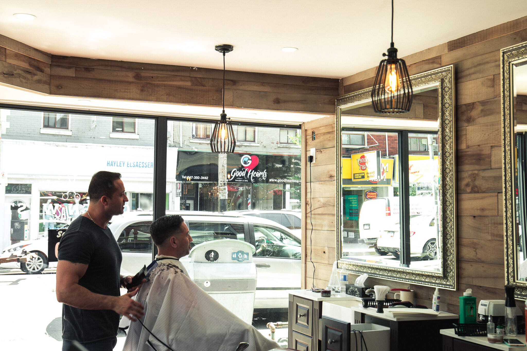 Queen West Barbers Toronto
