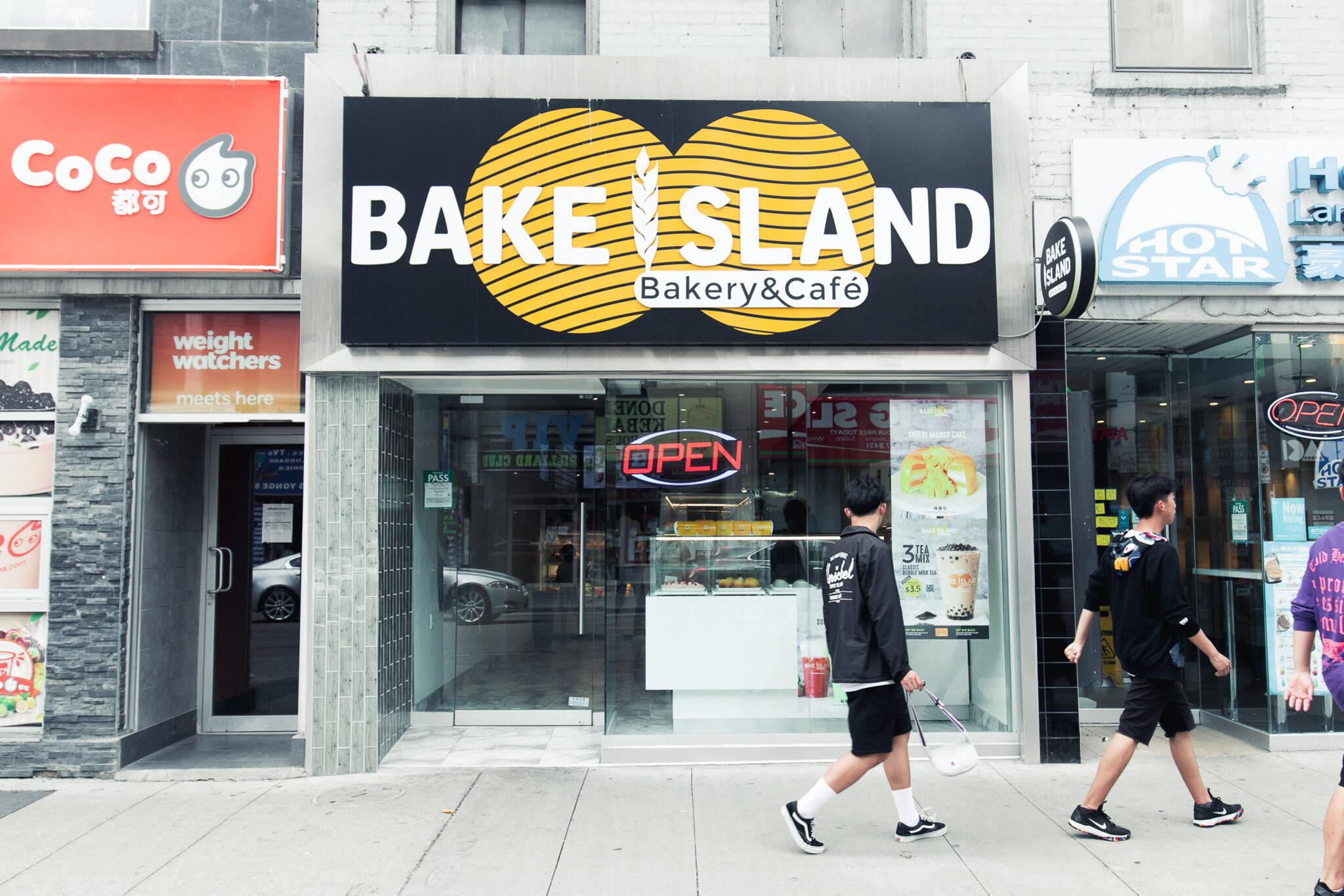 Bake Island Toronto