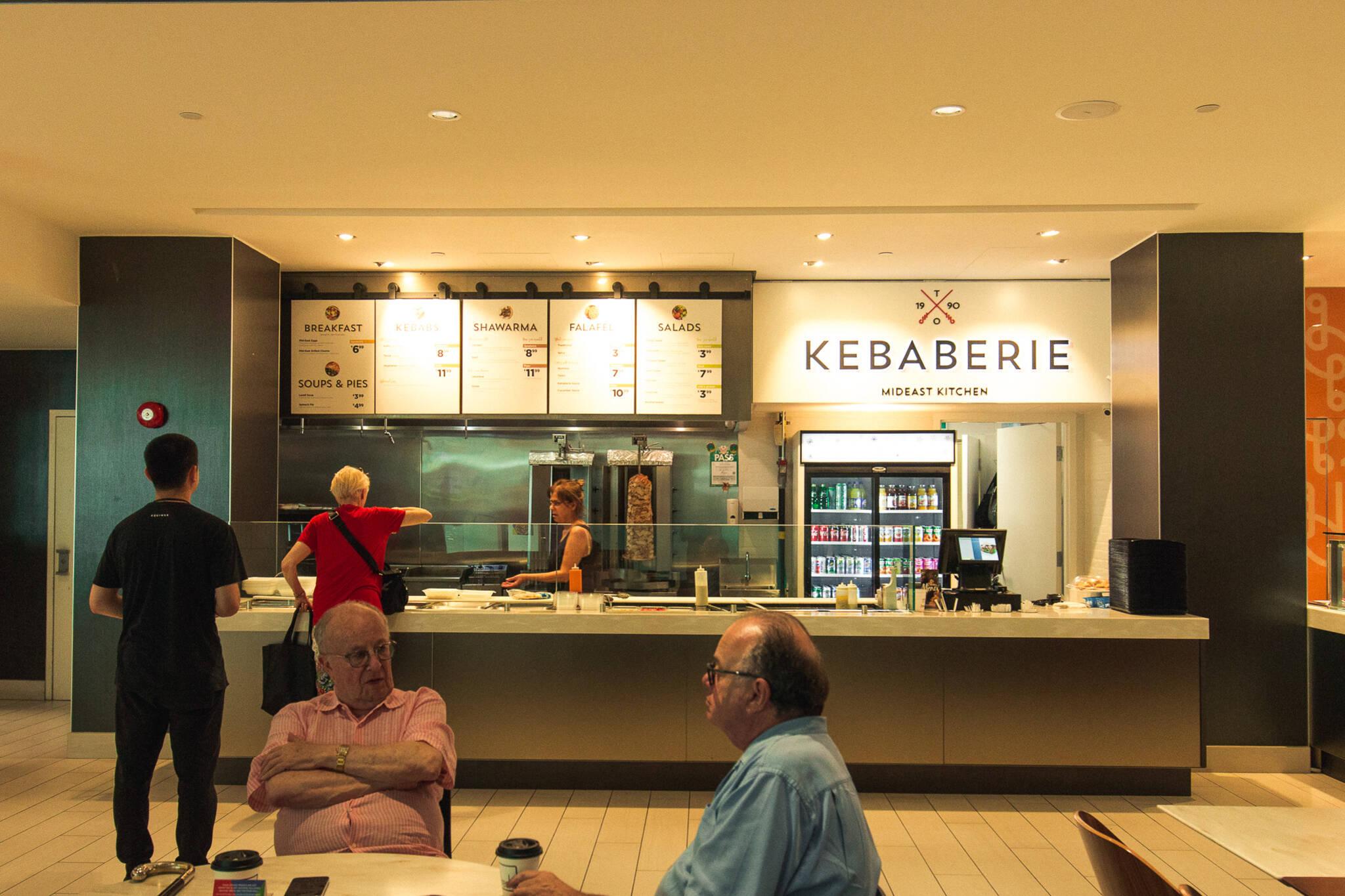 Kebaberie Toronto