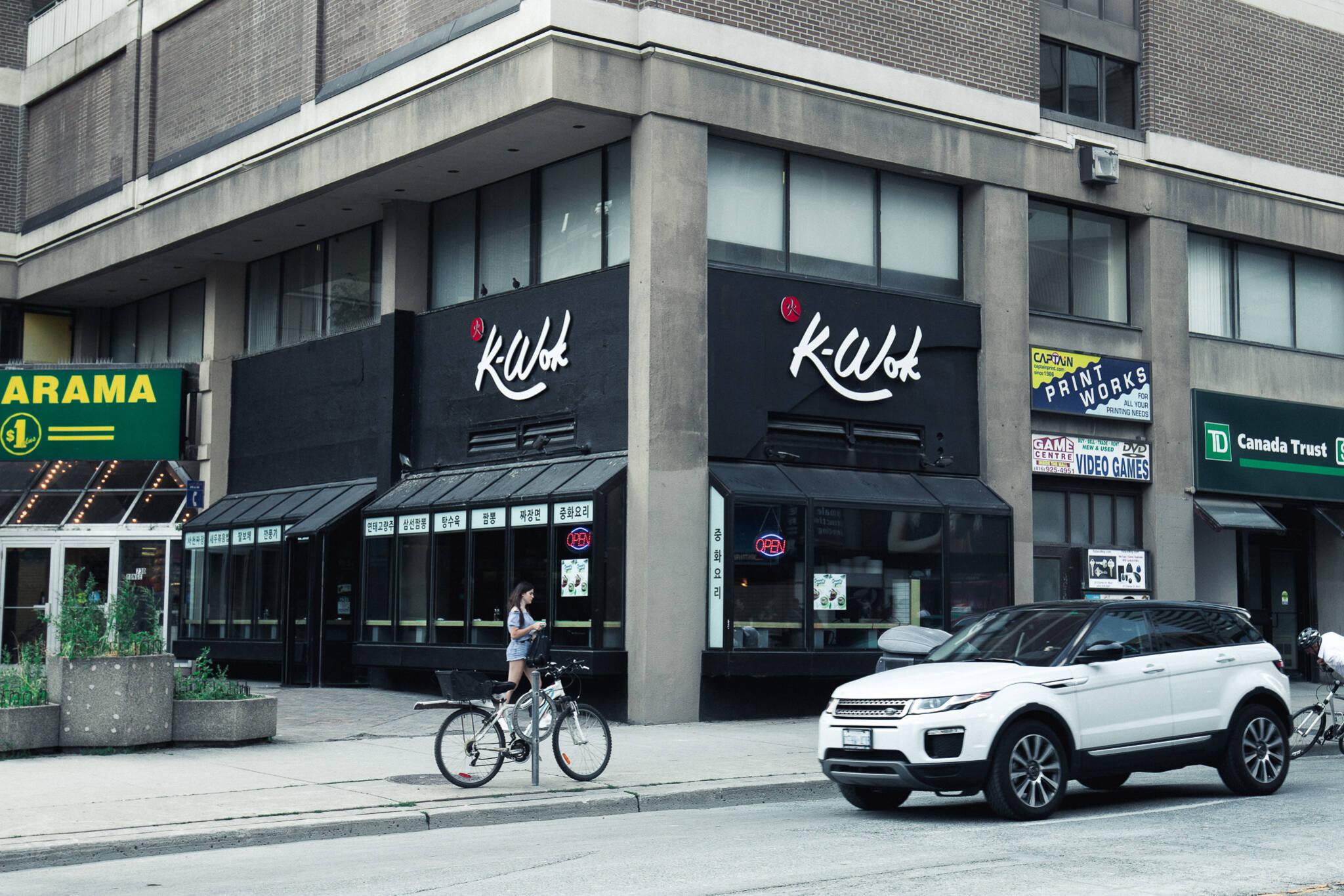K-Wok Toronto