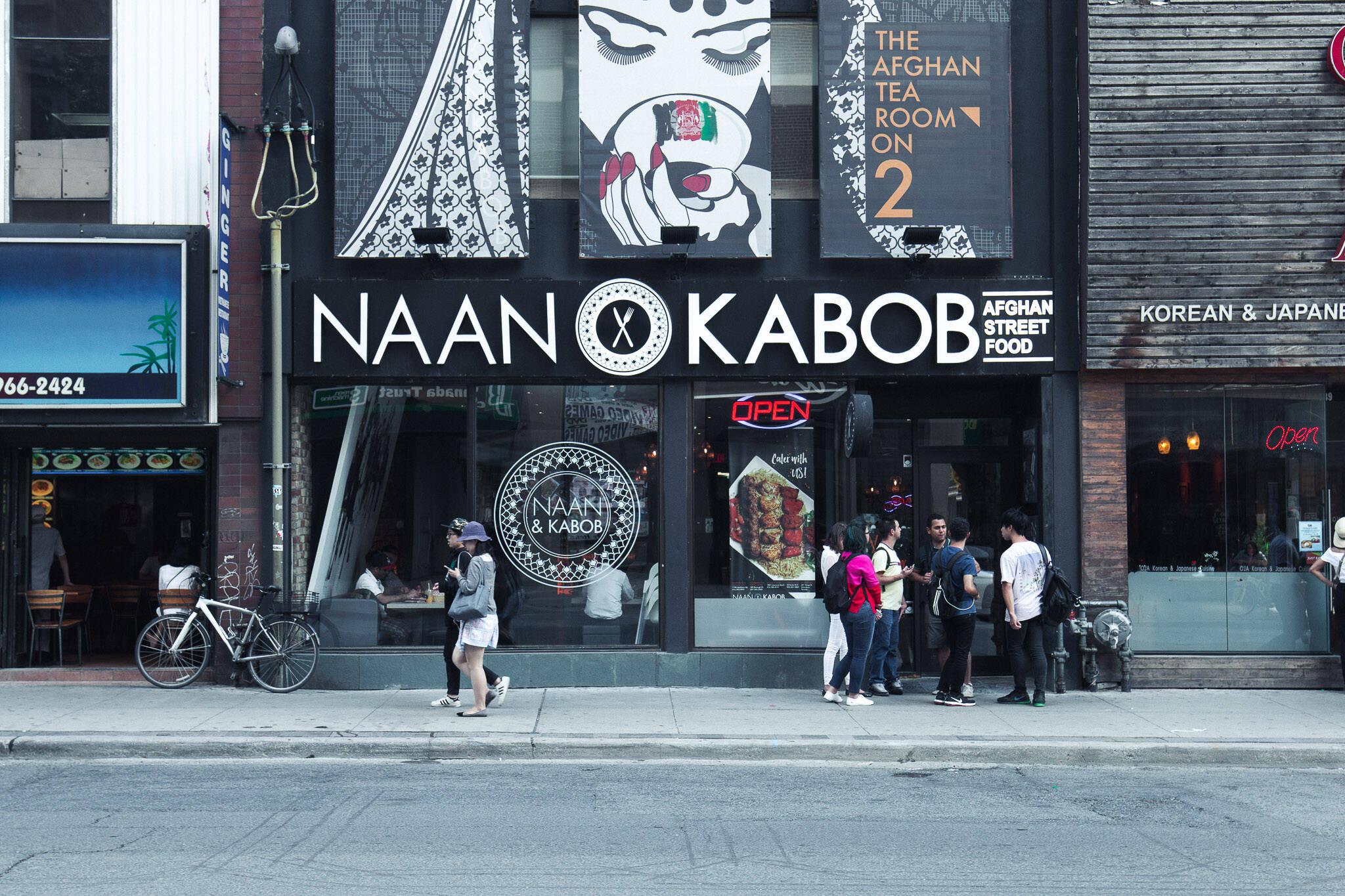 Naan Kabob Toronto