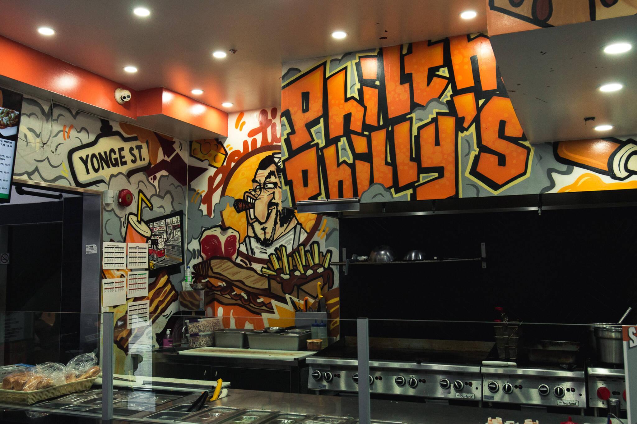 Philthy Phillys Toronto