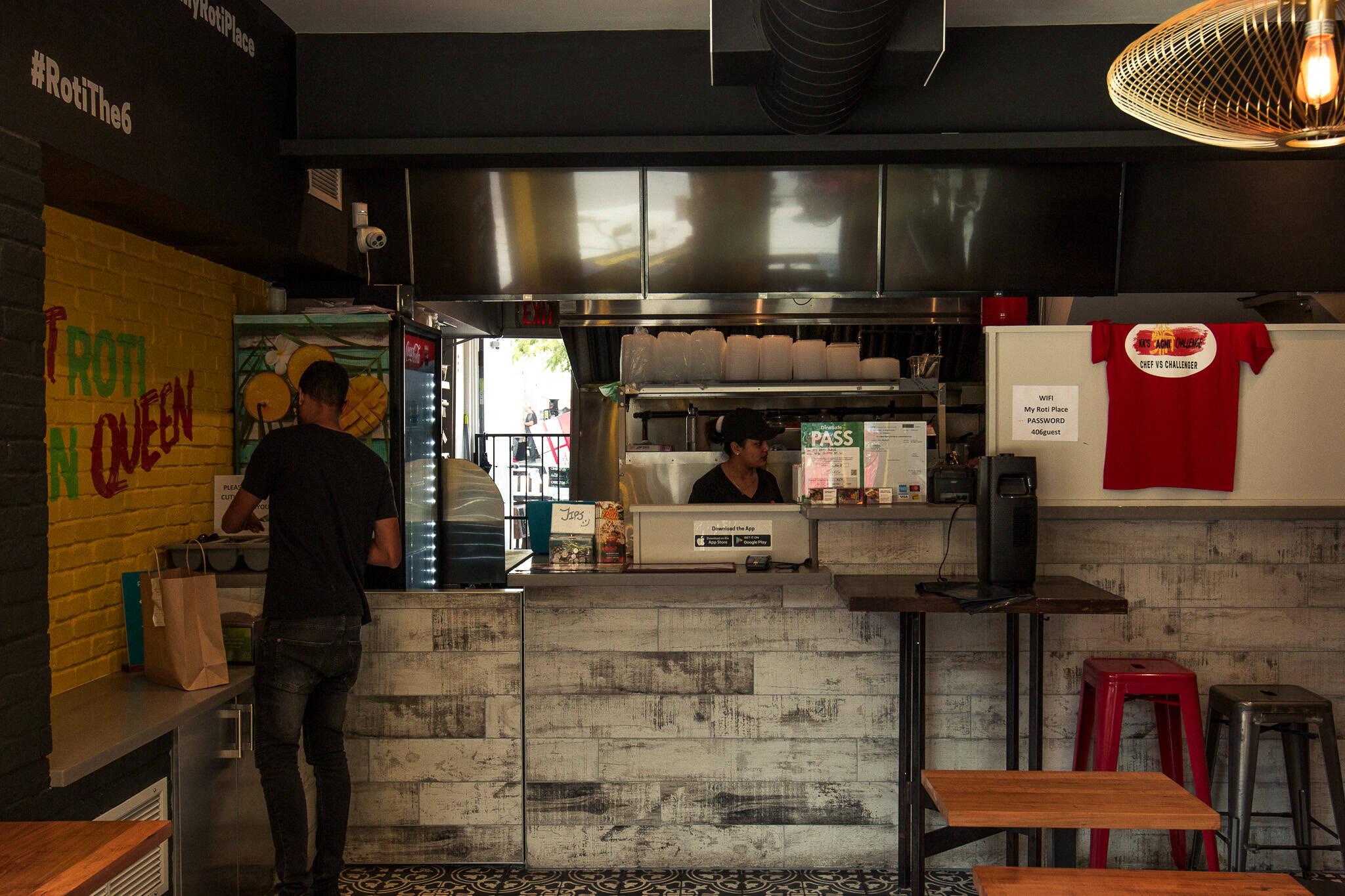 My Roti Place Toronto