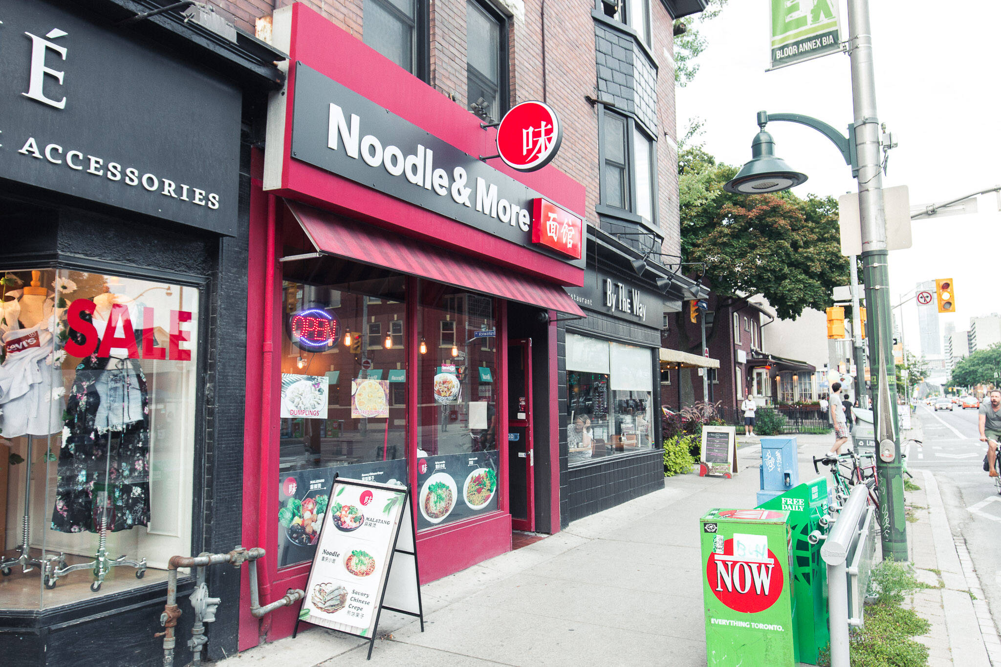 Noodle and More Toronto