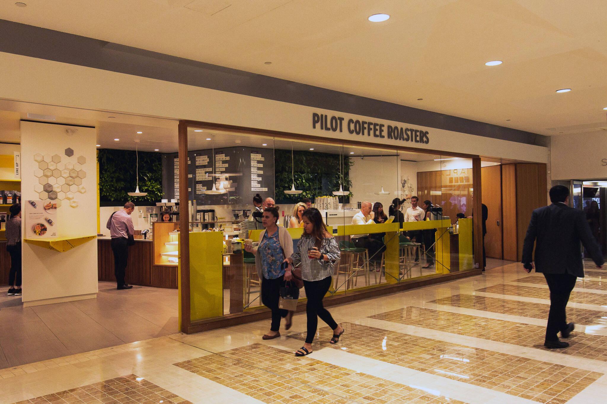 Pilot Coffee Roasters Toronto