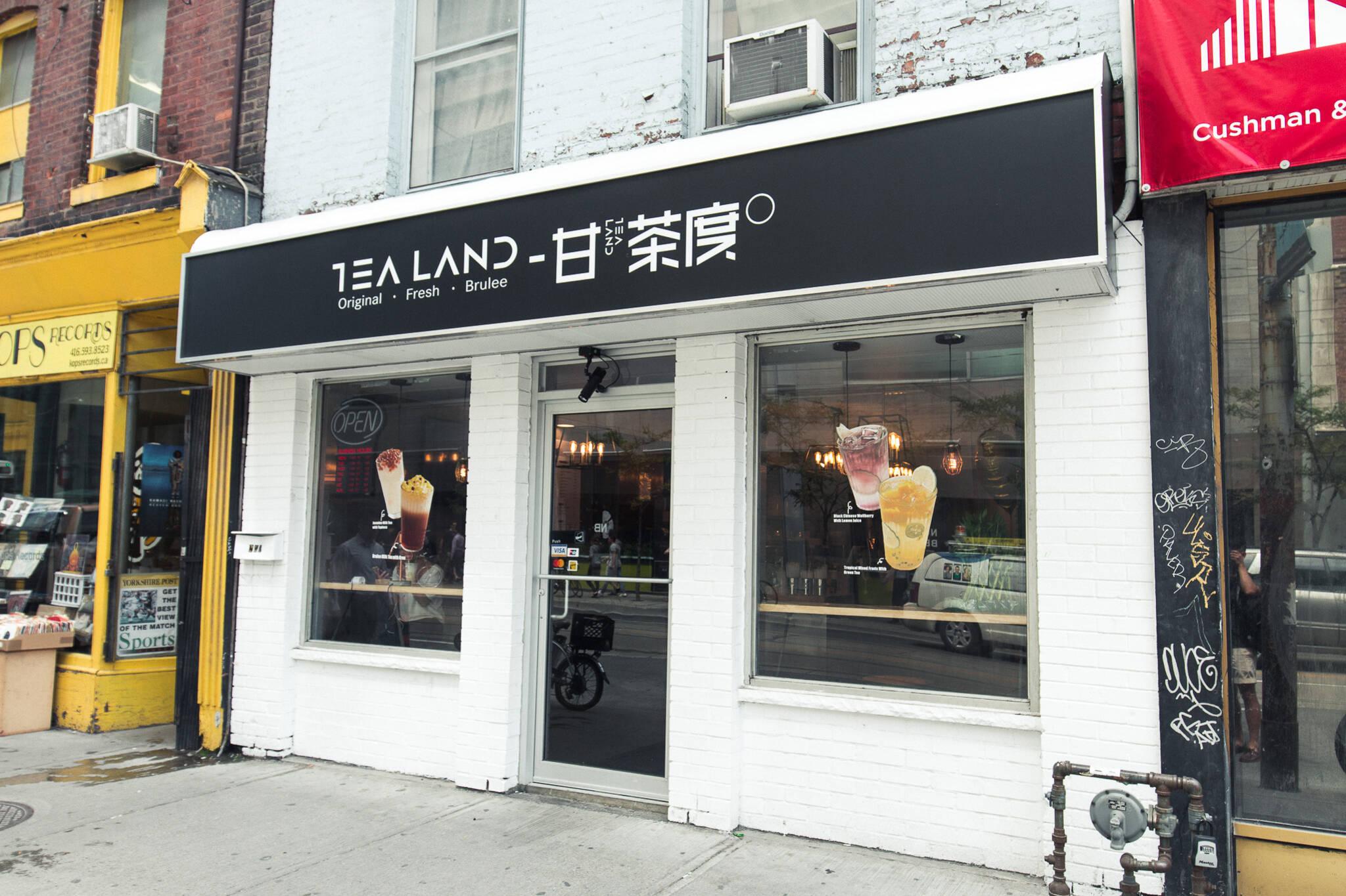 Tea Land Toronto