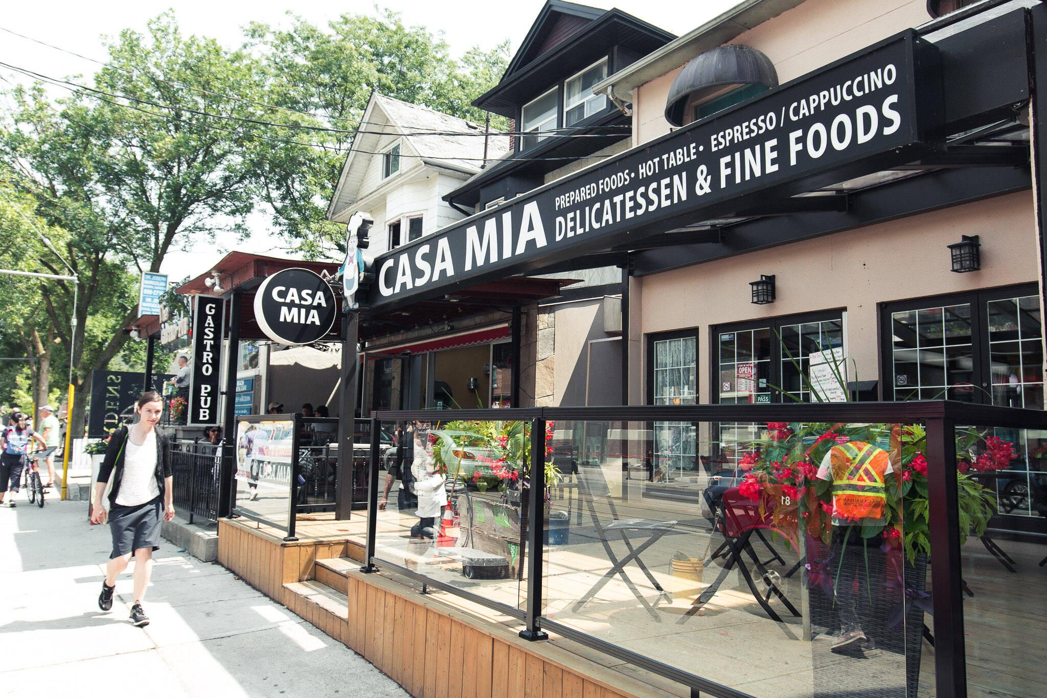 Casa Mia Toronto