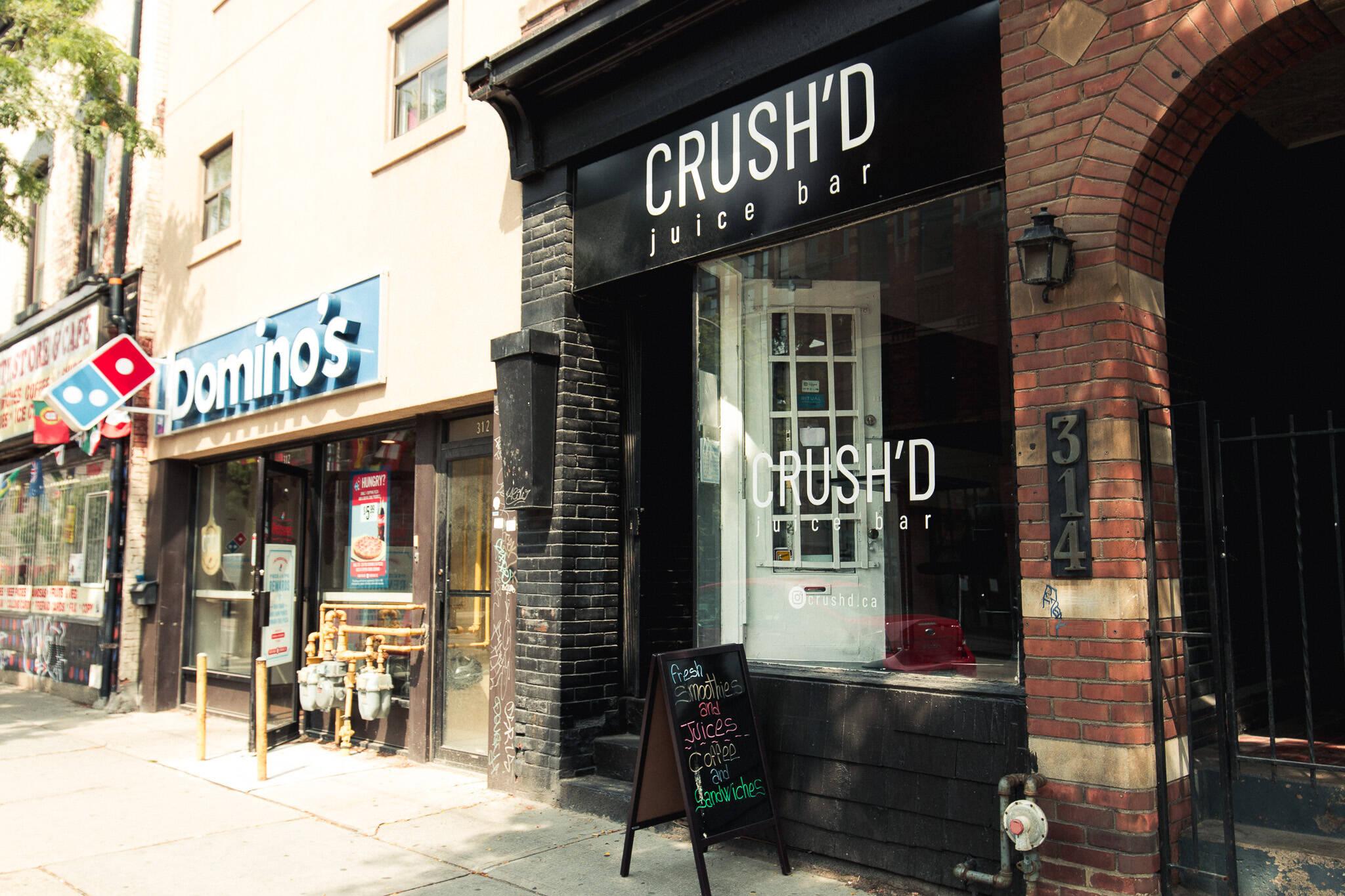 Crushd Toronto
