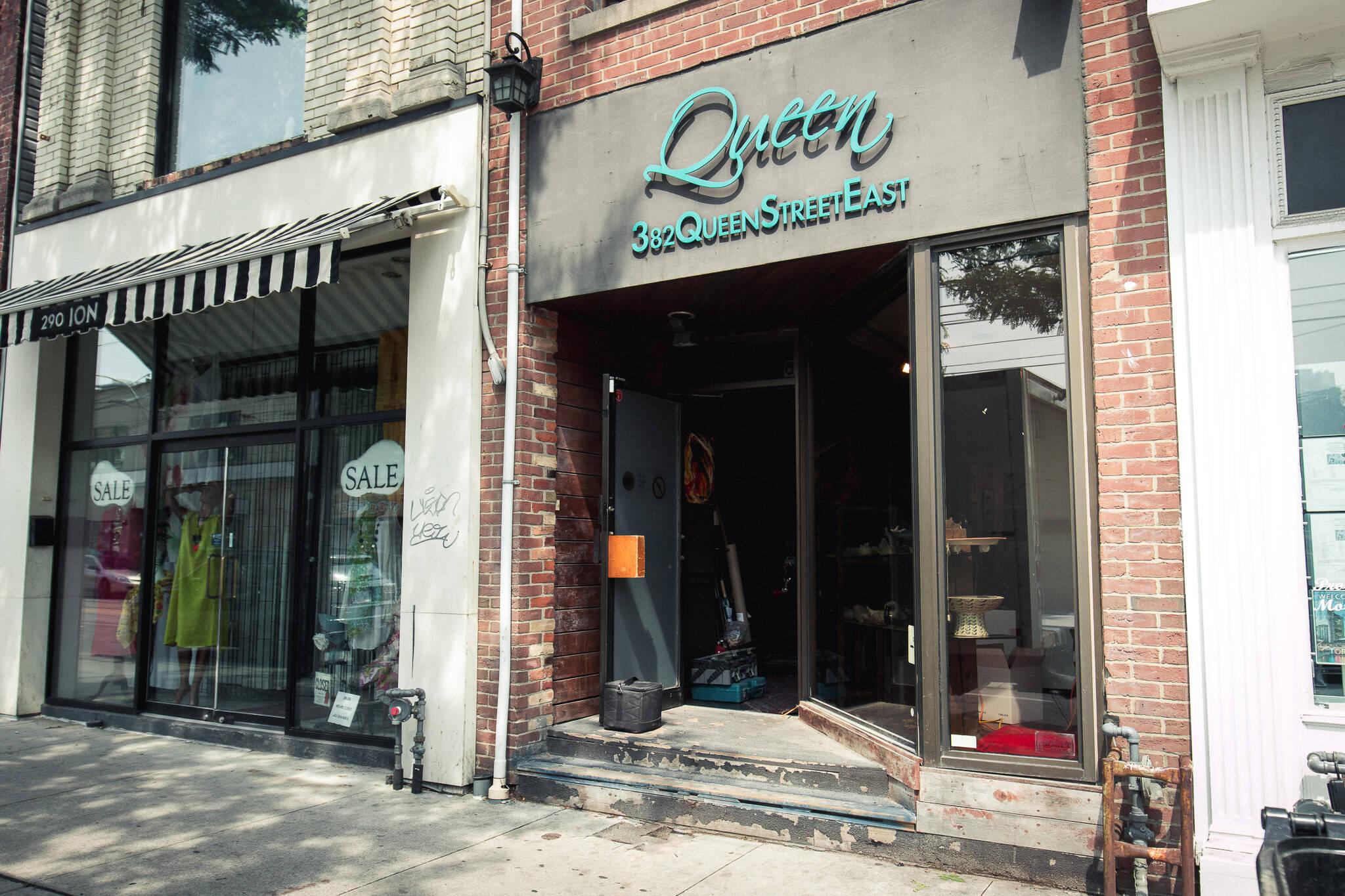 Queen Gallery Toronto