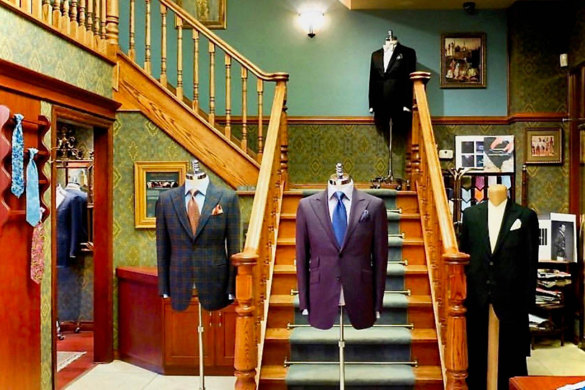 john ferrigamo tailors Toronto