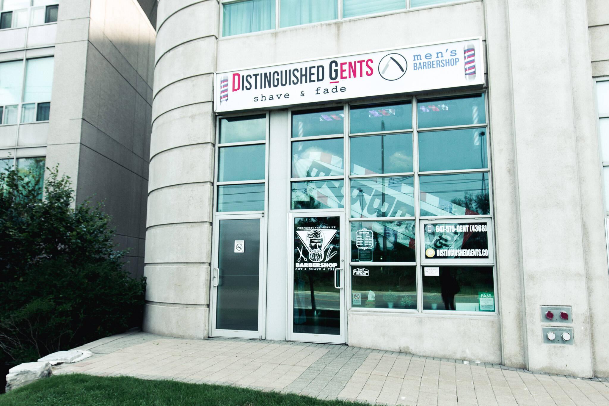 Distinguished Gents Toronto