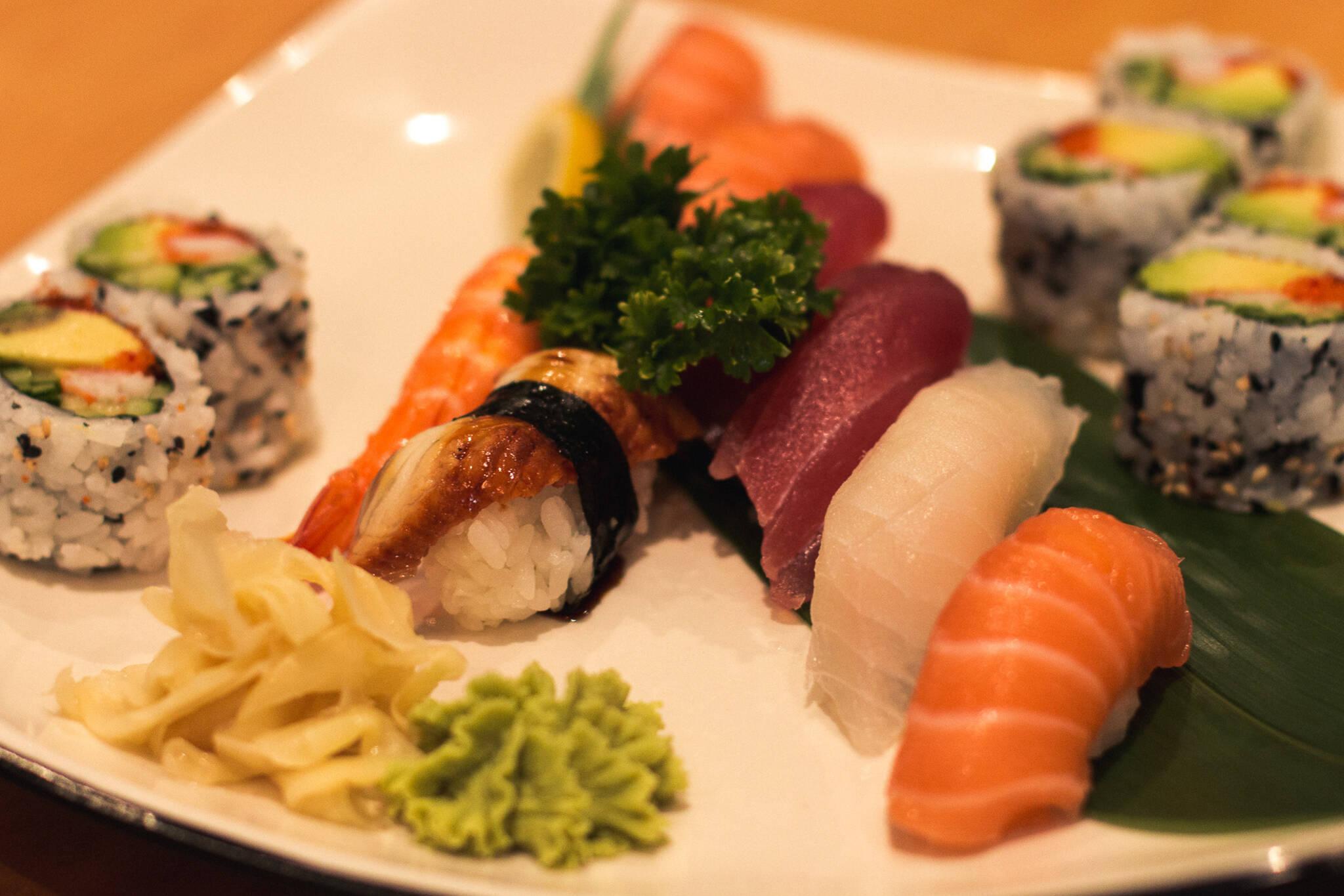 Hina sushi Toronto