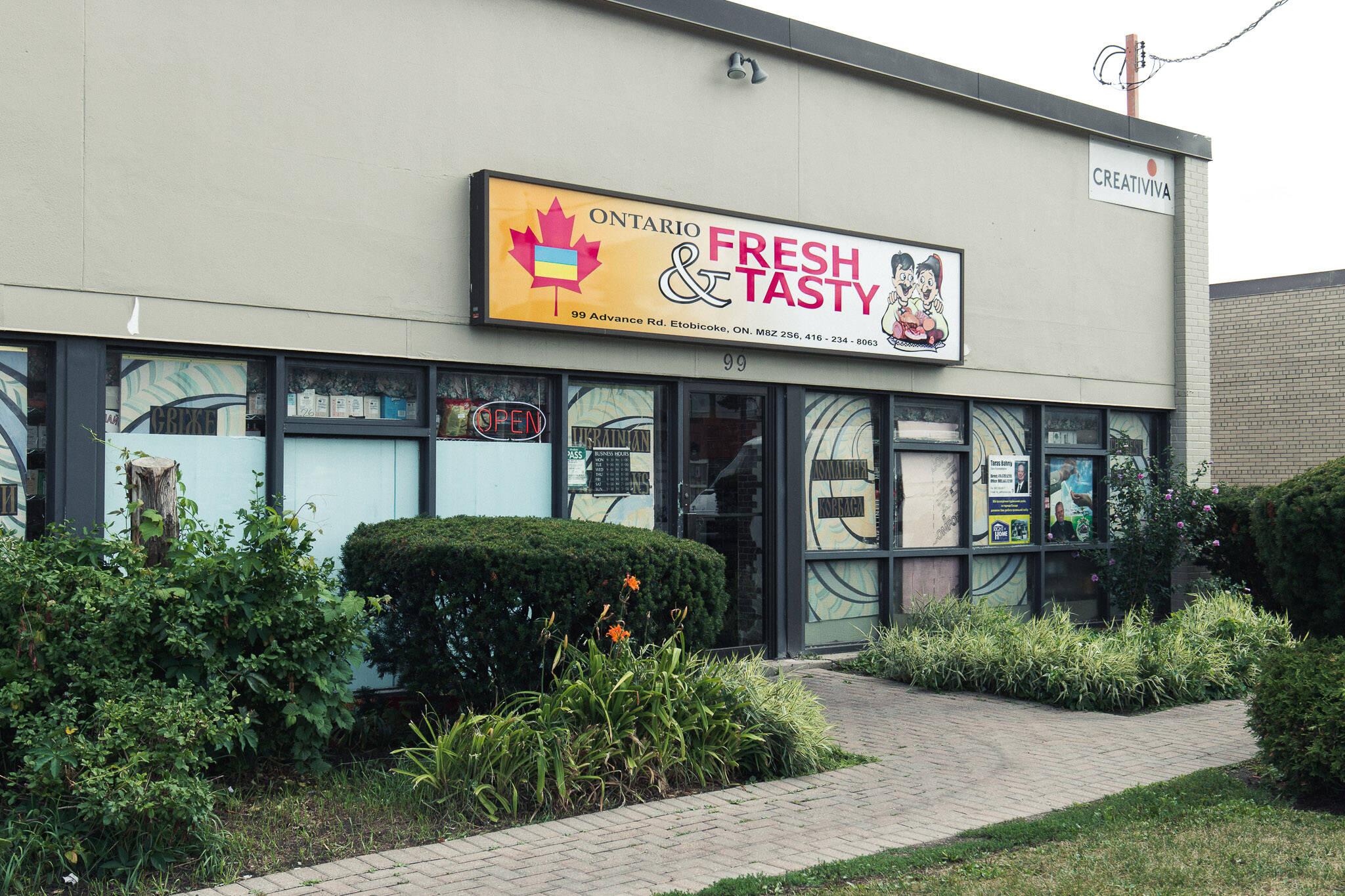 Ontario Fresh Tasty Toronto